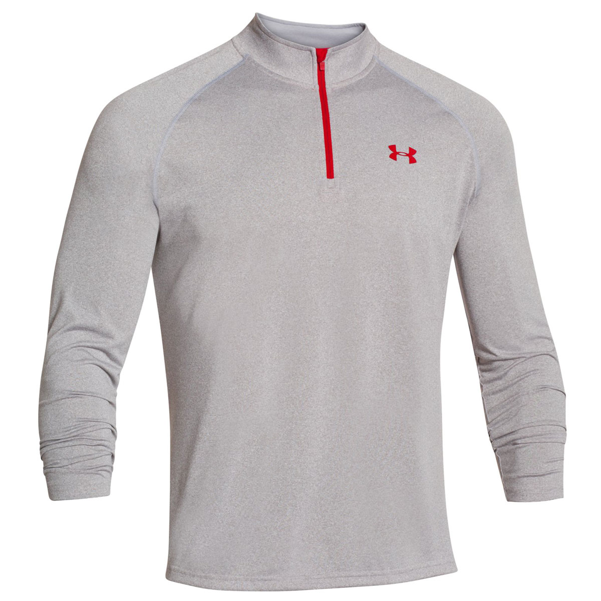 Under-Armour-Mens-UA-Tech-1-4-Zip-Long-Sleeve-Top-Workout-Layer-27-OFF-RRP thumbnail 90
