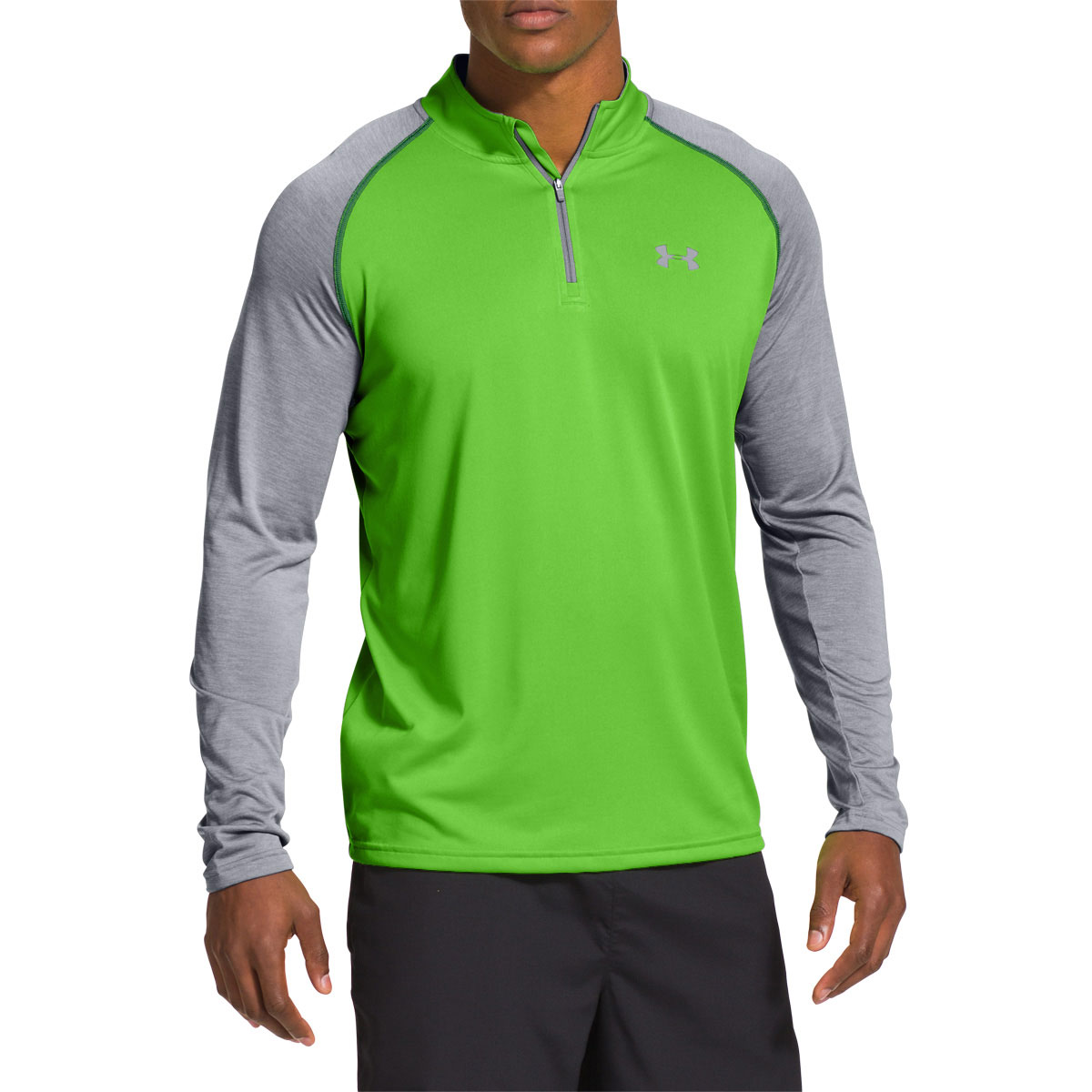Under-Armour-Mens-UA-Tech-1-4-Zip-Long-Sleeve-Top-Workout-Layer-27-OFF-RRP thumbnail 53