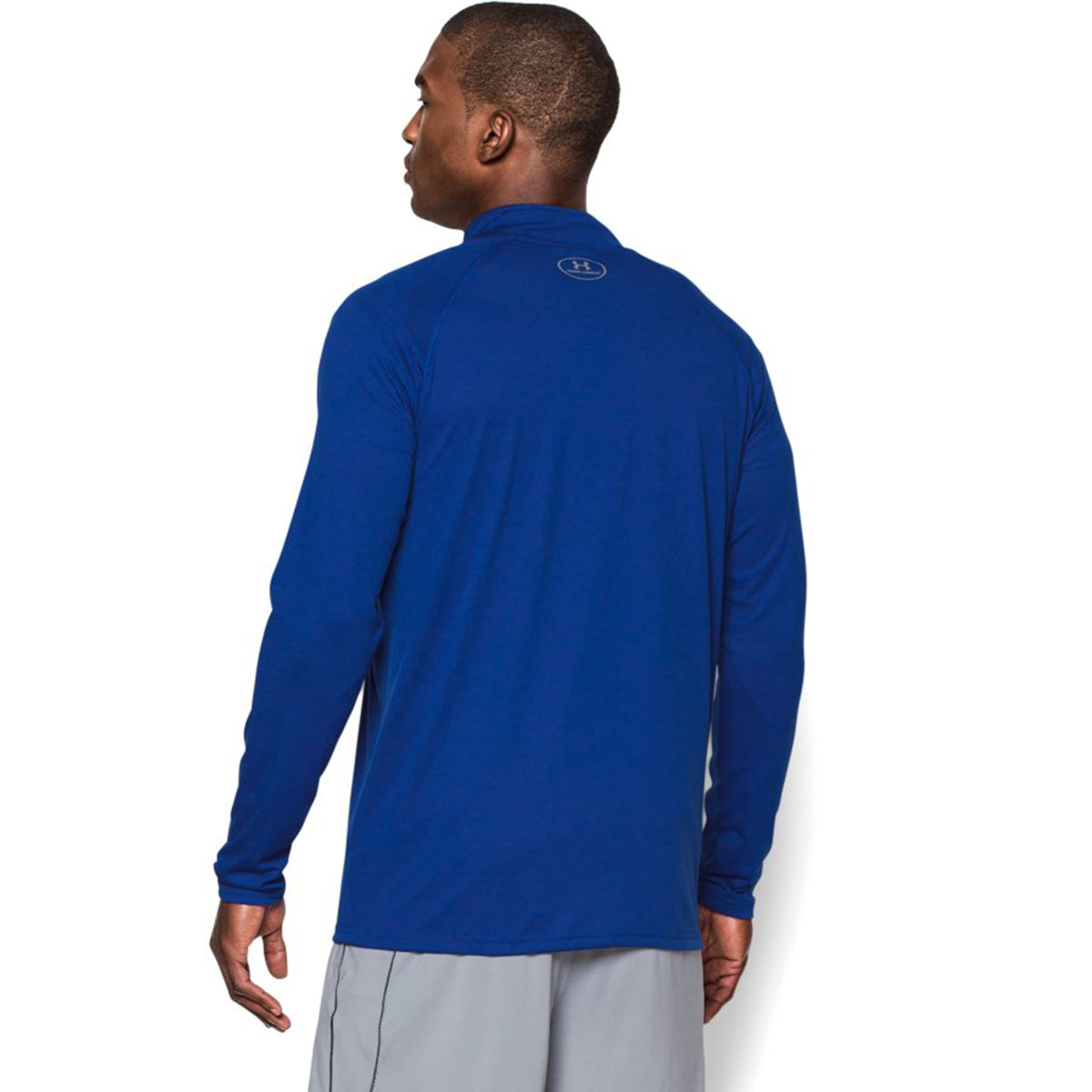Under-Armour-Mens-UA-Tech-1-4-Zip-Long-Sleeve-Top-Workout-Layer-27-OFF-RRP thumbnail 76