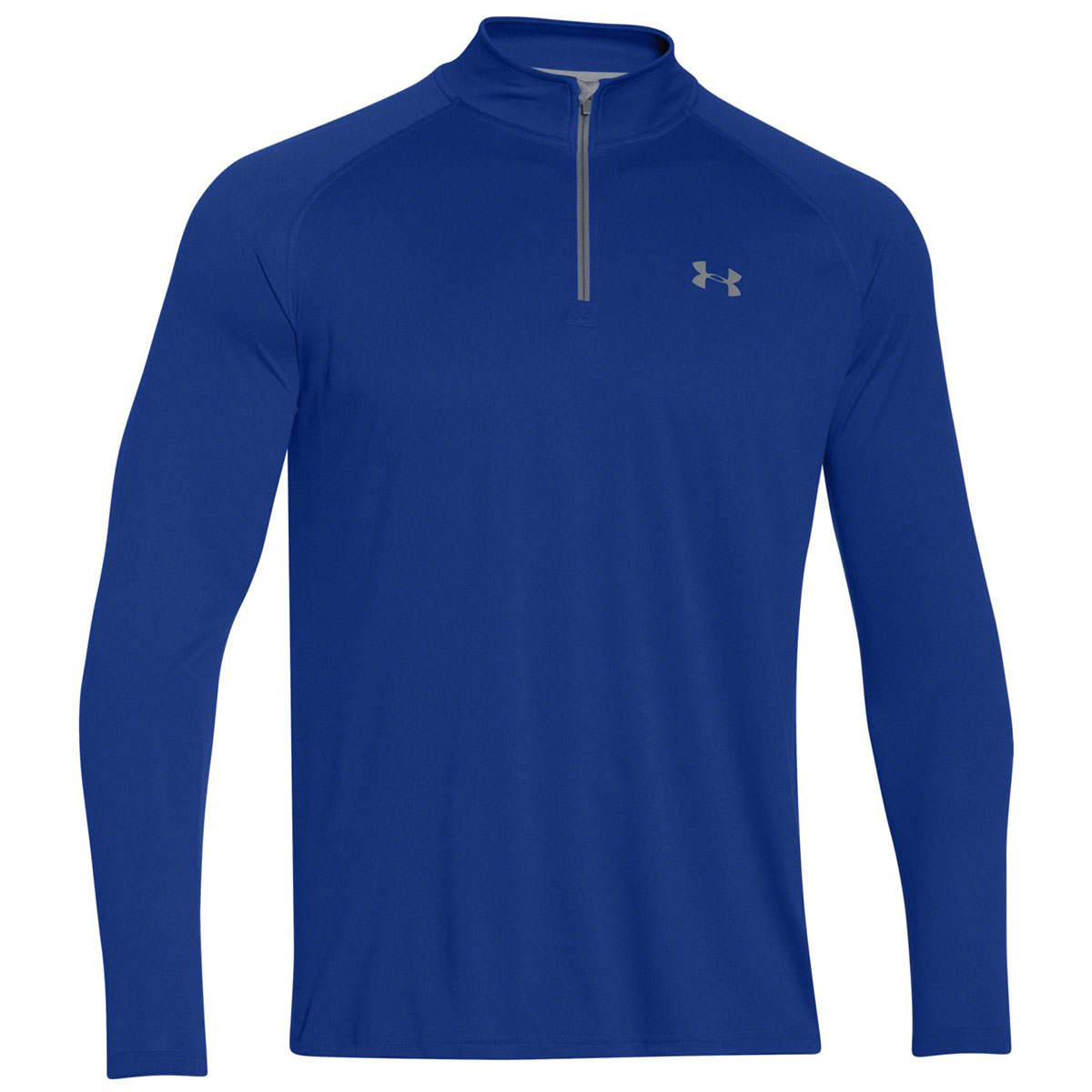 Under-Armour-Mens-UA-Tech-1-4-Zip-Long-Sleeve-Top-Workout-Layer-27-OFF-RRP thumbnail 77