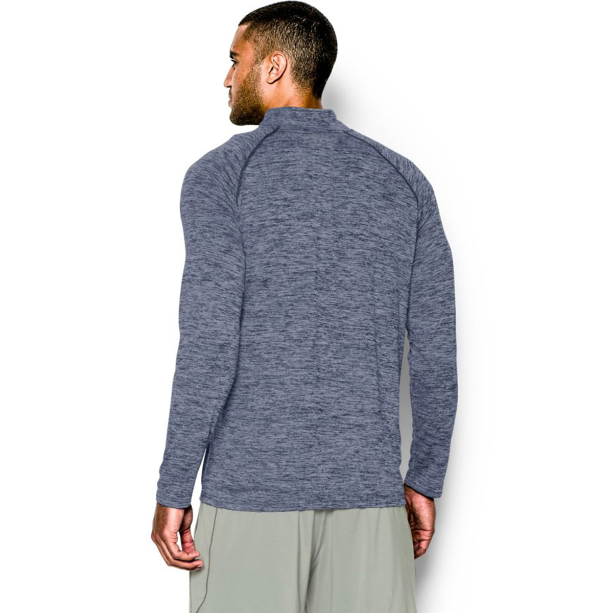Under-Armour-Mens-UA-Tech-1-4-Zip-Long-Sleeve-Top-Workout-Layer-27-OFF-RRP thumbnail 3