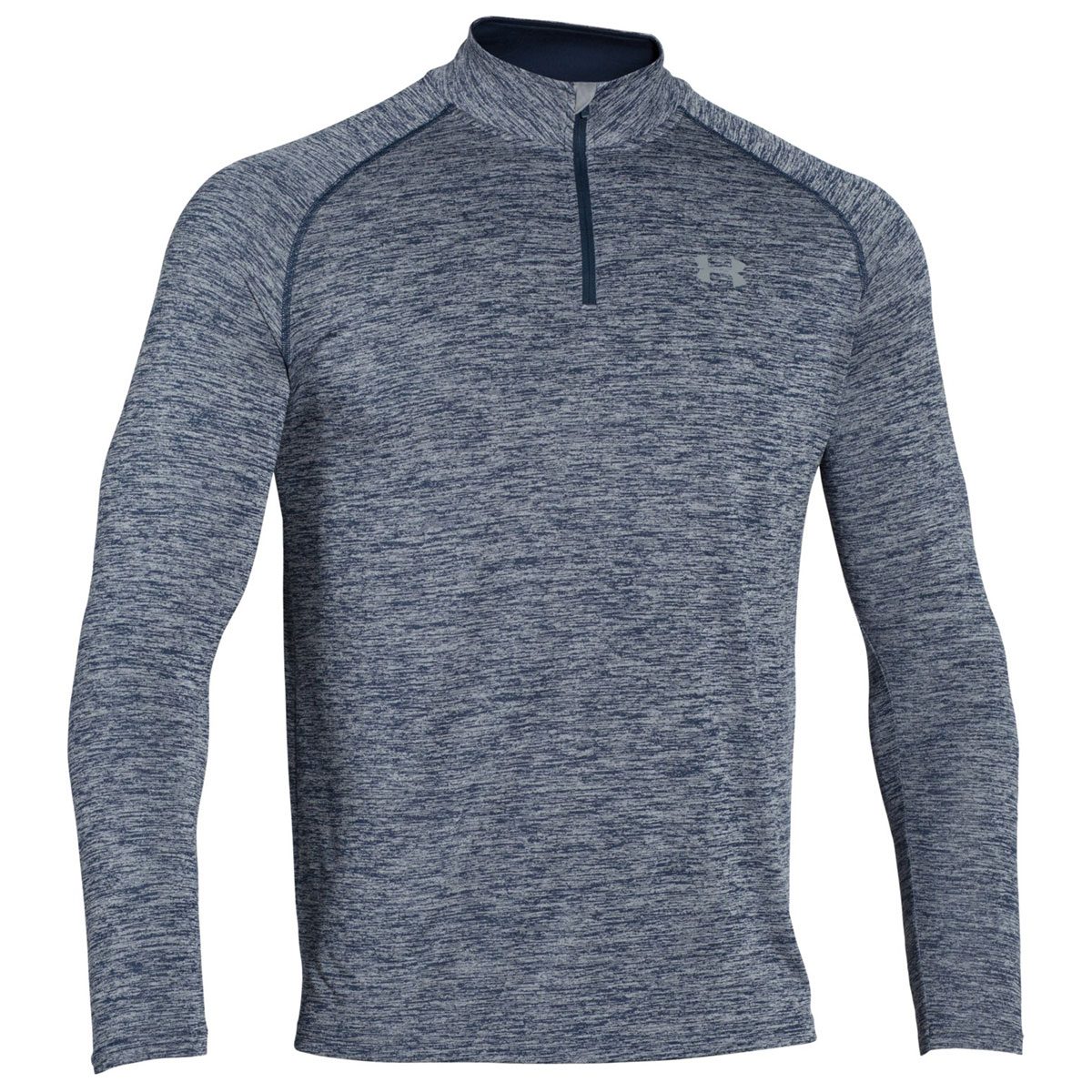 Under-Armour-Mens-UA-Tech-1-4-Zip-Long-Sleeve-Top-Workout-Layer-27-OFF-RRP thumbnail 4
