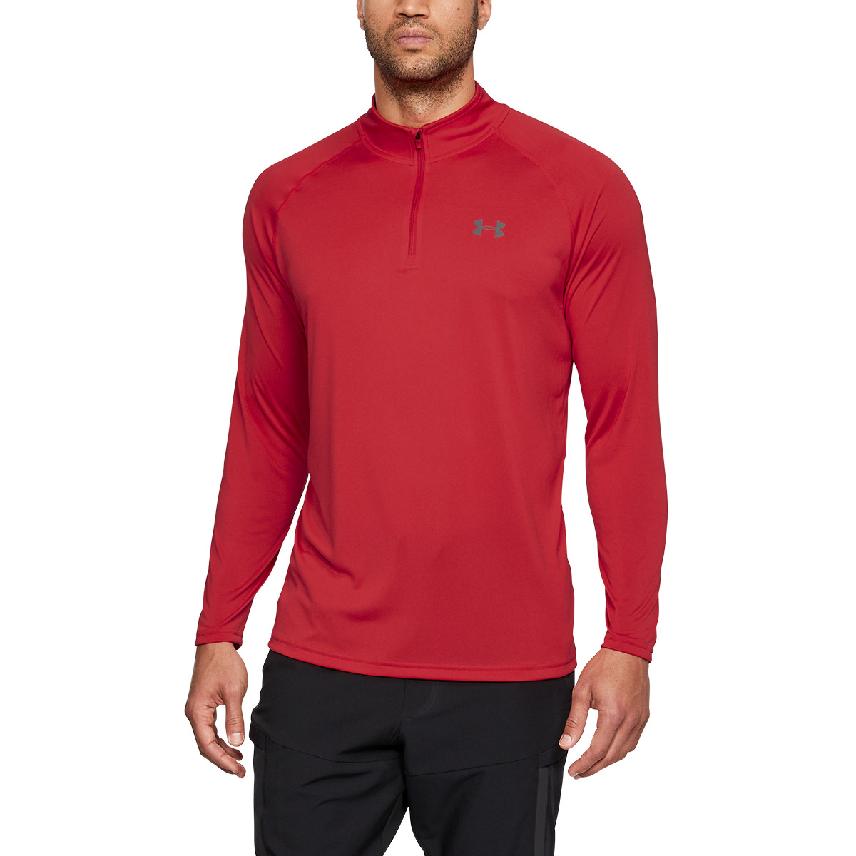 Under-Armour-Mens-UA-Tech-1-4-Zip-Long-Sleeve-Top-Workout-Layer-27-OFF-RRP thumbnail 66