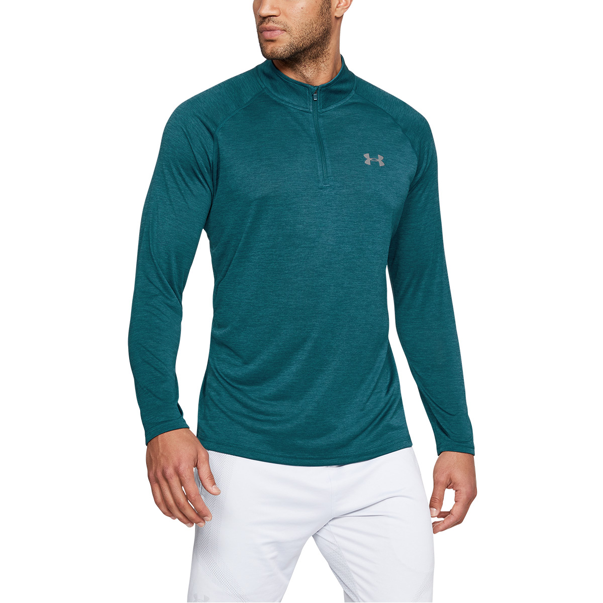 Under-Armour-Mens-UA-Tech-1-4-Zip-Long-Sleeve-Top-Workout-Layer-27-OFF-RRP thumbnail 87