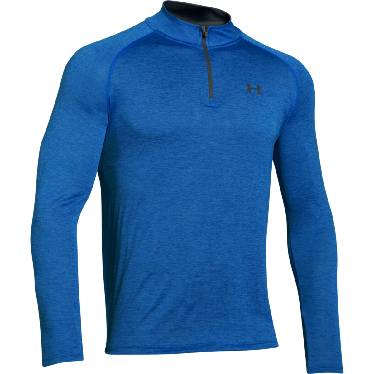 5410220d2 Under Armour Mens UA Tech 1/4 Zip Long Sleeve Top Workout Layer 27 ...