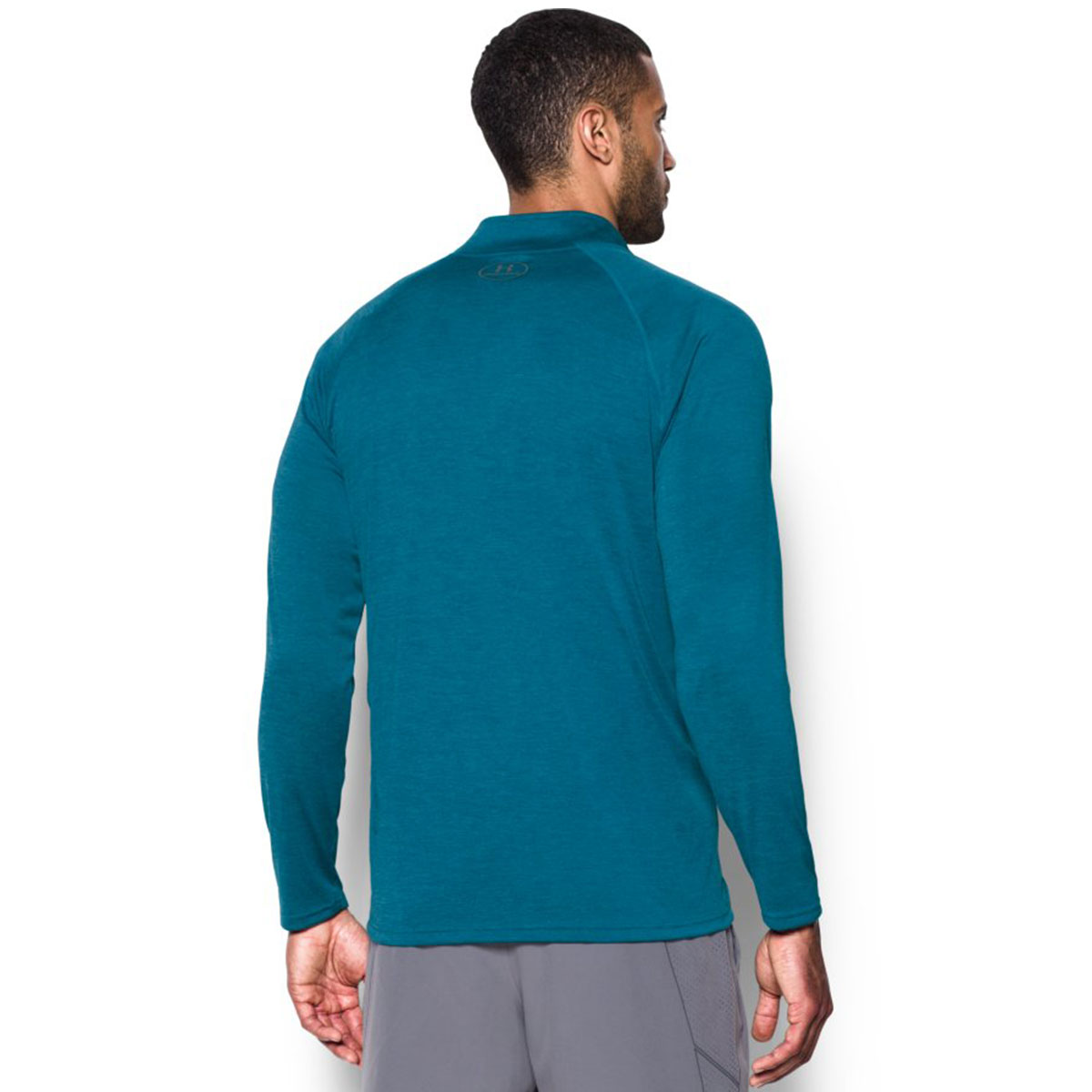Under-Armour-Mens-UA-Tech-1-4-Zip-Long-Sleeve-Top-Workout-Layer-27-OFF-RRP thumbnail 11