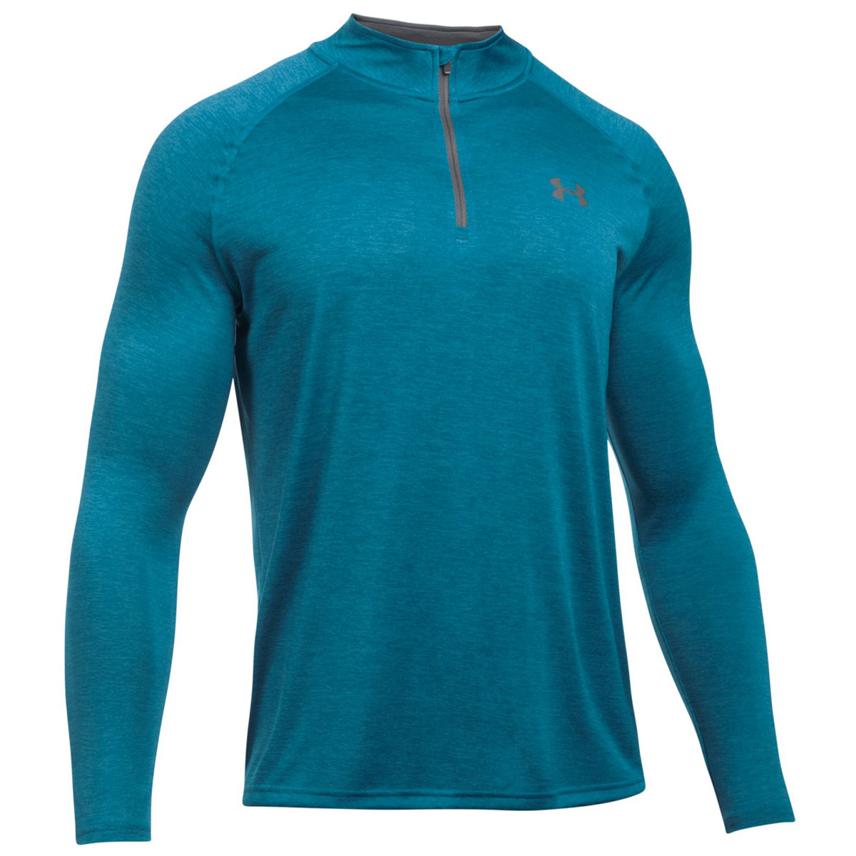 Under-Armour-Mens-UA-Tech-1-4-Zip-Long-Sleeve-Top-Workout-Layer-27-OFF-RRP thumbnail 12