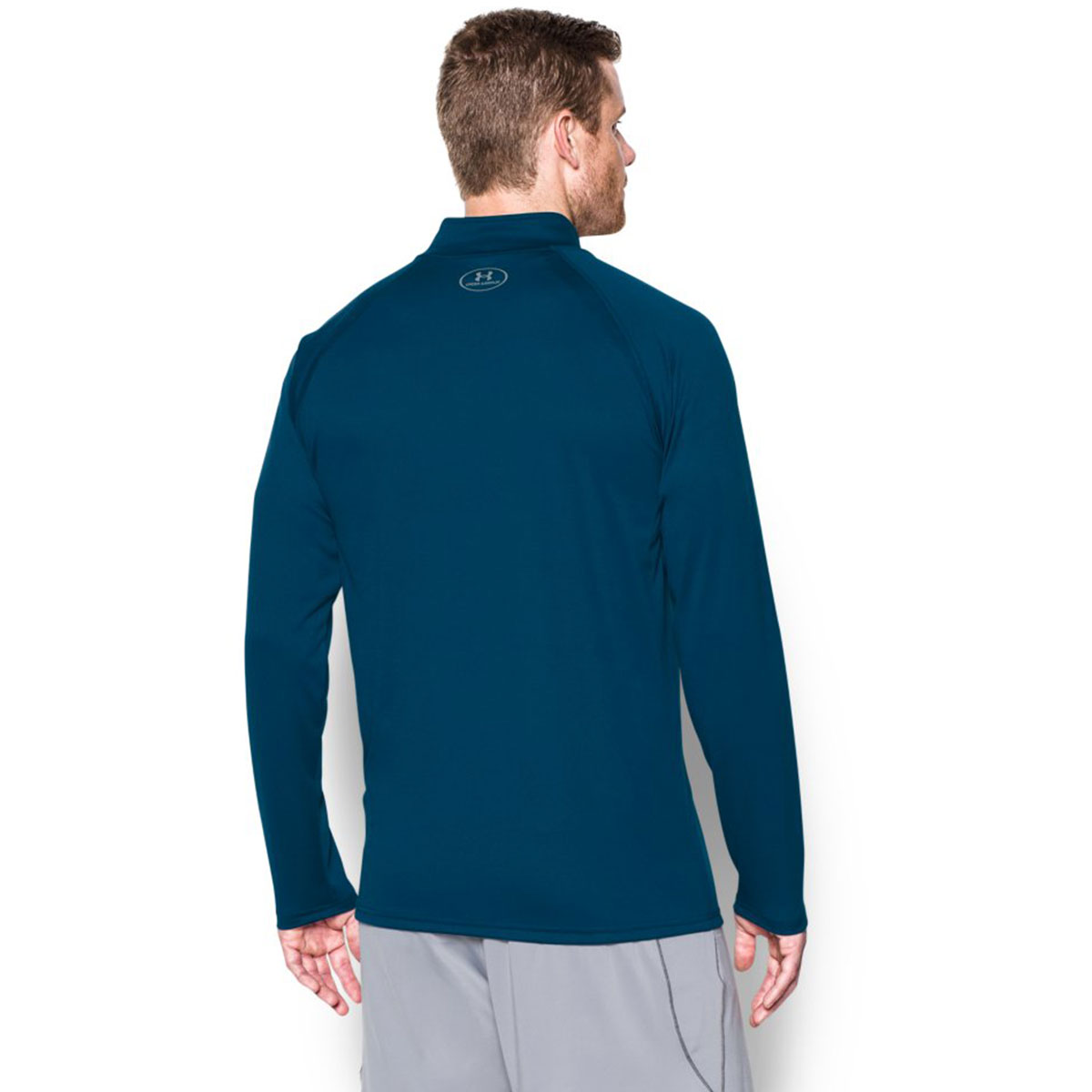 Under-Armour-Mens-UA-Tech-1-4-Zip-Long-Sleeve-Top-Workout-Layer-27-OFF-RRP thumbnail 31