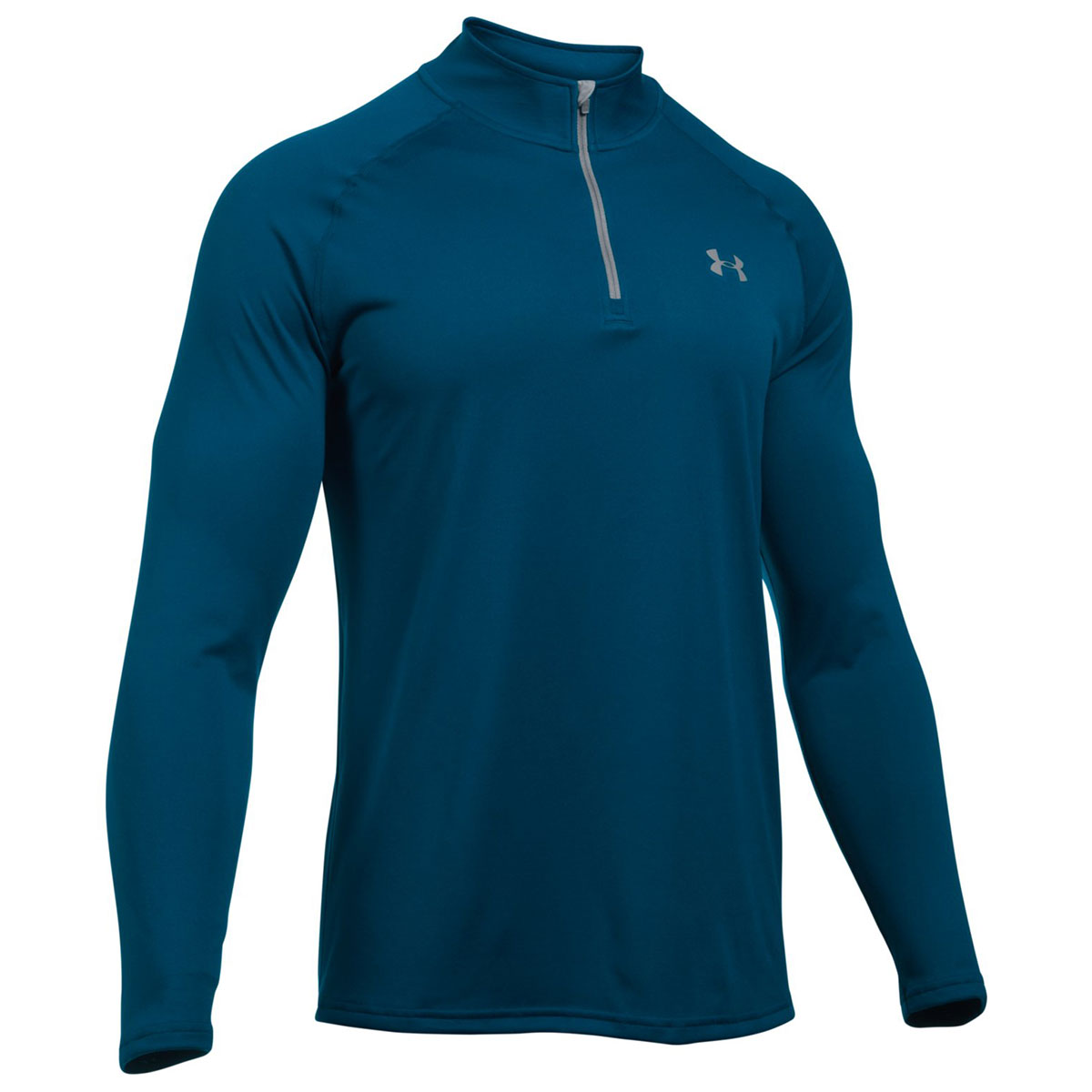 Under-Armour-Mens-UA-Tech-1-4-Zip-Long-Sleeve-Top-Workout-Layer-27-OFF-RRP thumbnail 32