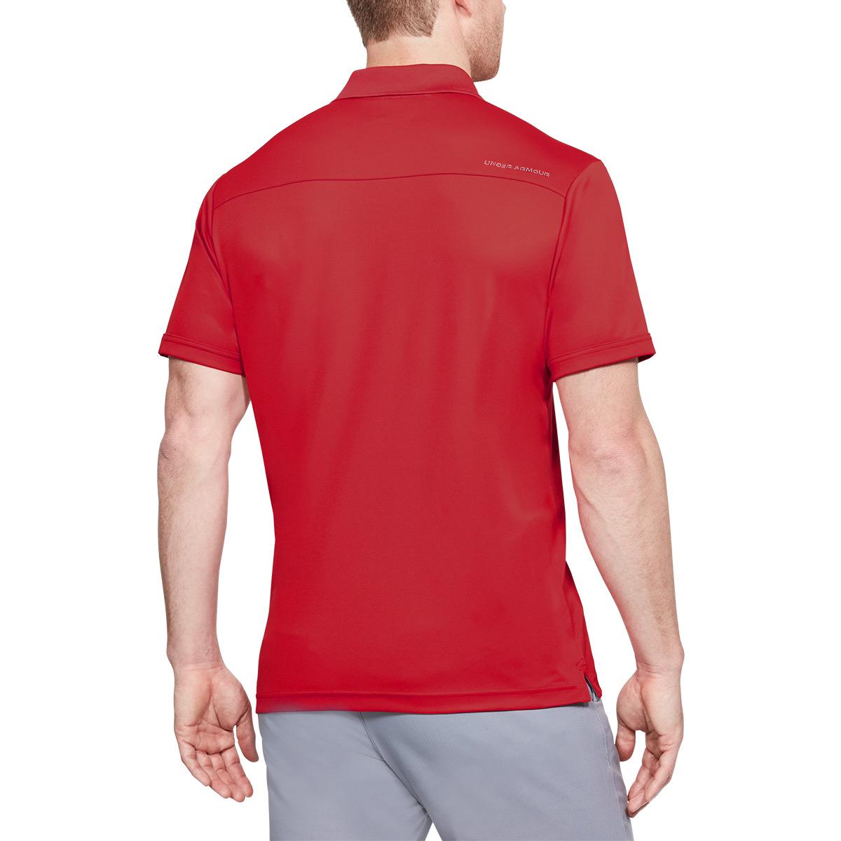 Under-Armour-Mens-2019-UA-Performance-Golf-Stretch-Durable-Polo-Shirt thumbnail 48