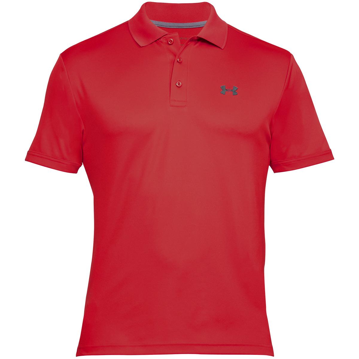 Under-Armour-Mens-2019-UA-Performance-Golf-Stretch-Durable-Polo-Shirt thumbnail 49