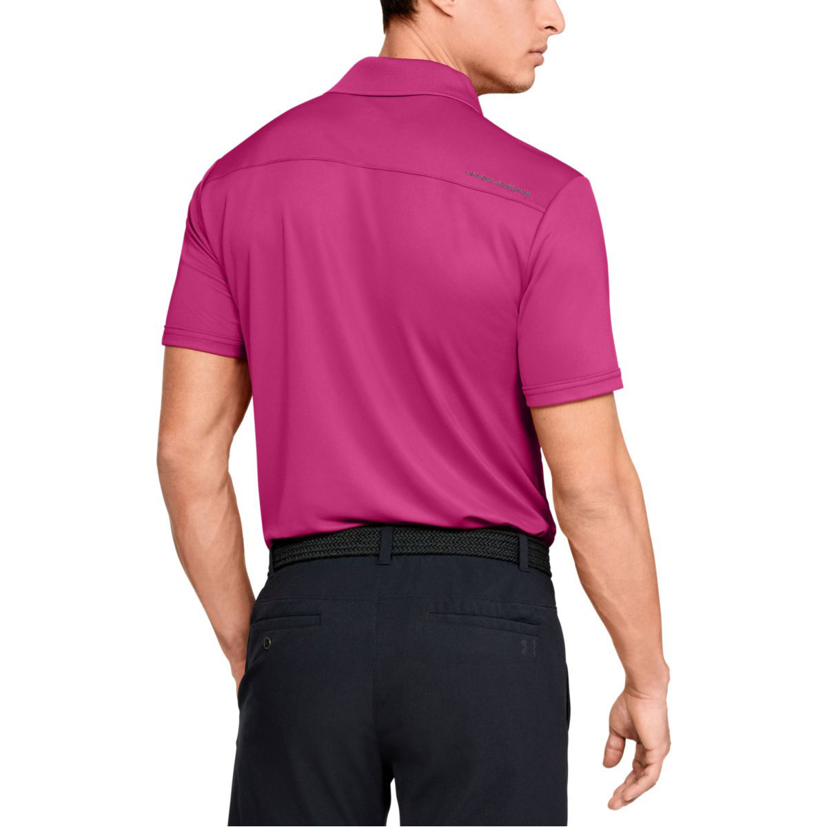 Under-Armour-Mens-2019-UA-Performance-Golf-Stretch-Durable-Polo-Shirt thumbnail 46