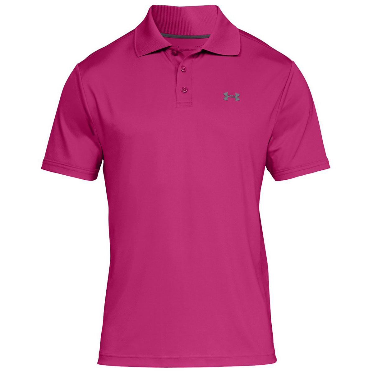 Under-Armour-Mens-2019-UA-Performance-Golf-Stretch-Durable-Polo-Shirt thumbnail 47