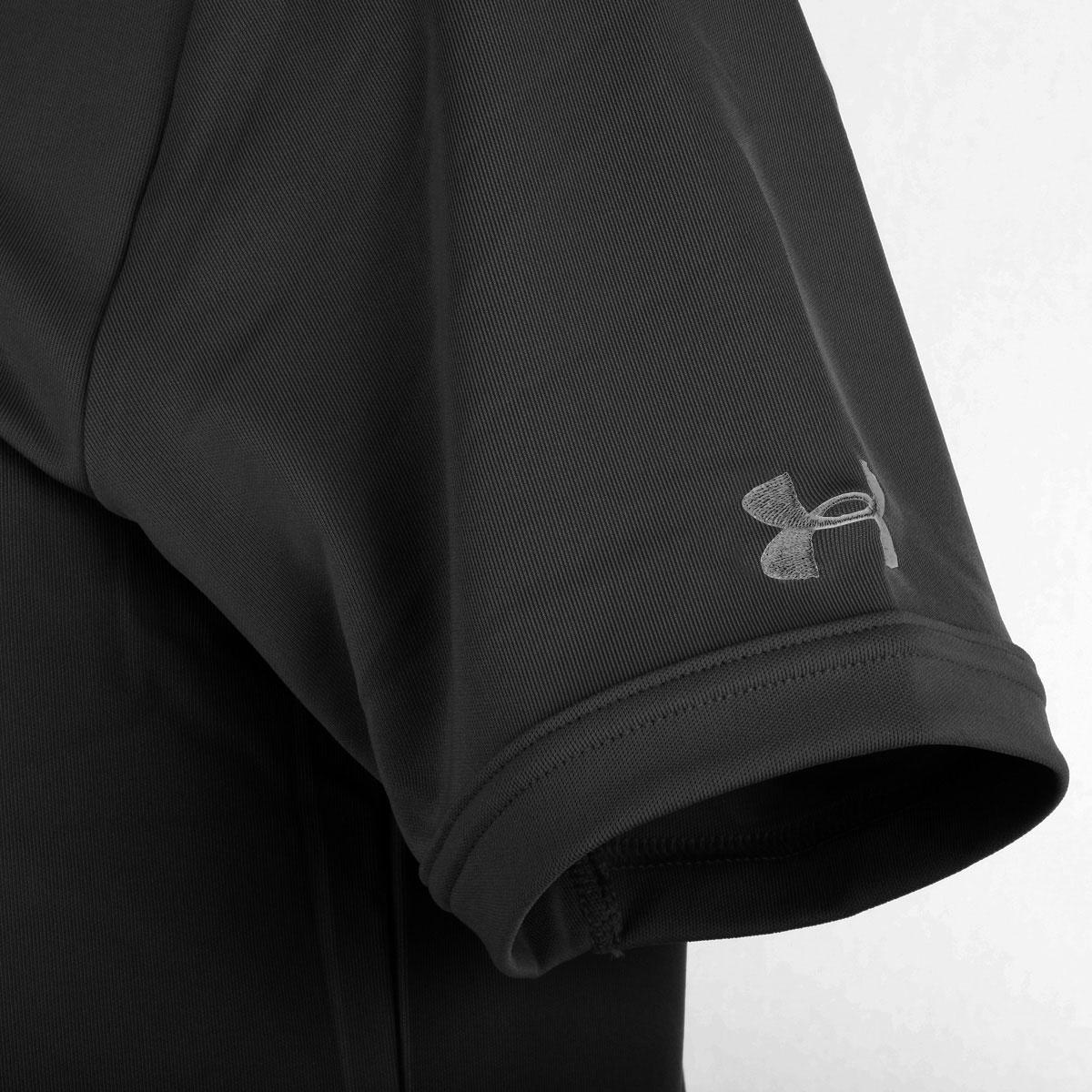 Under-Armour-Mens-Medal-Play-Performance-Polo-Shirt-UA-Golf-Short-Sleeve thumbnail 12