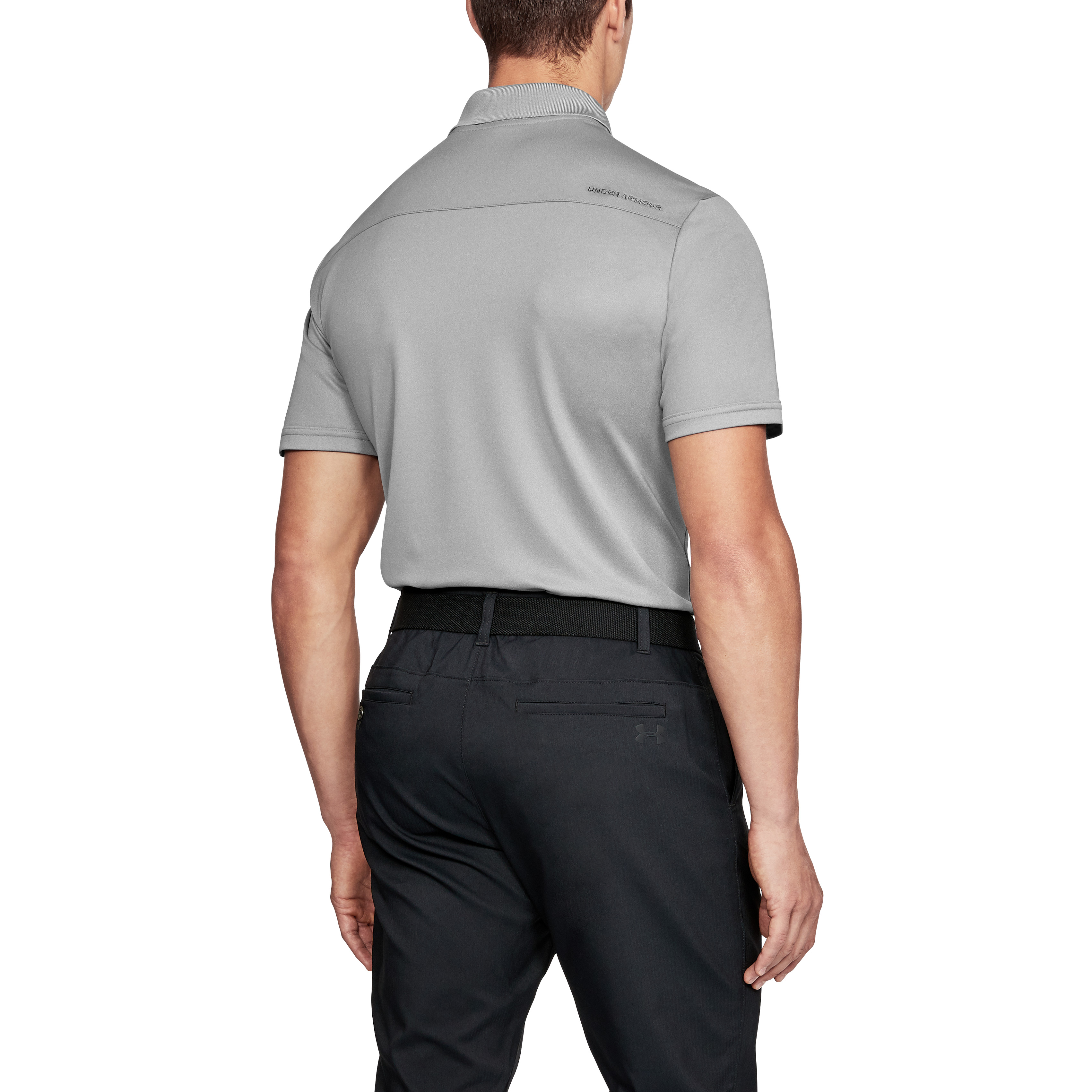 Under-Armour-Mens-Medal-Play-Performance-Polo-Shirt-UA-Golf-Short-Sleeve thumbnail 24