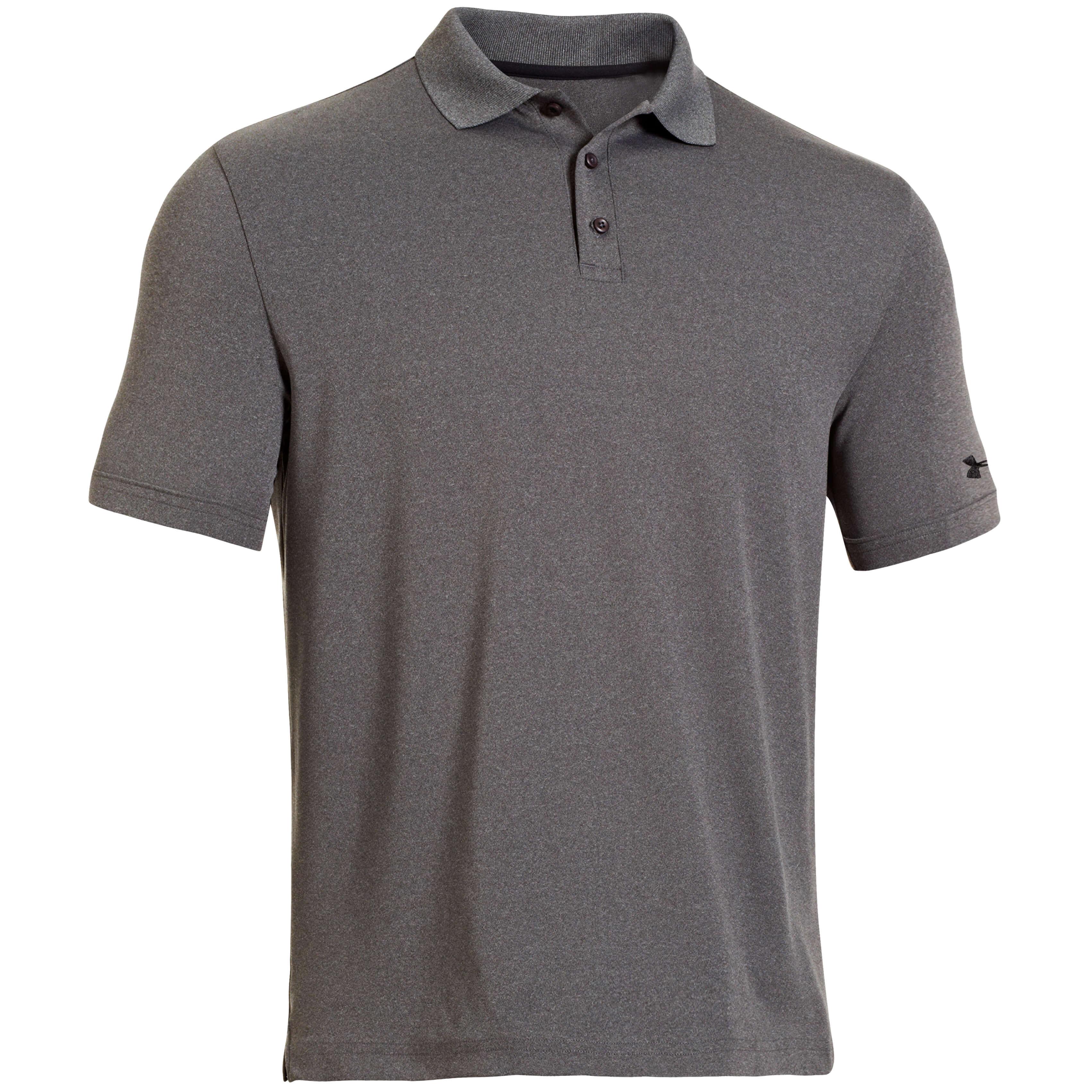 Under-Armour-Mens-Medal-Play-Performance-Polo-Shirt-UA-Golf-Short-Sleeve thumbnail 17