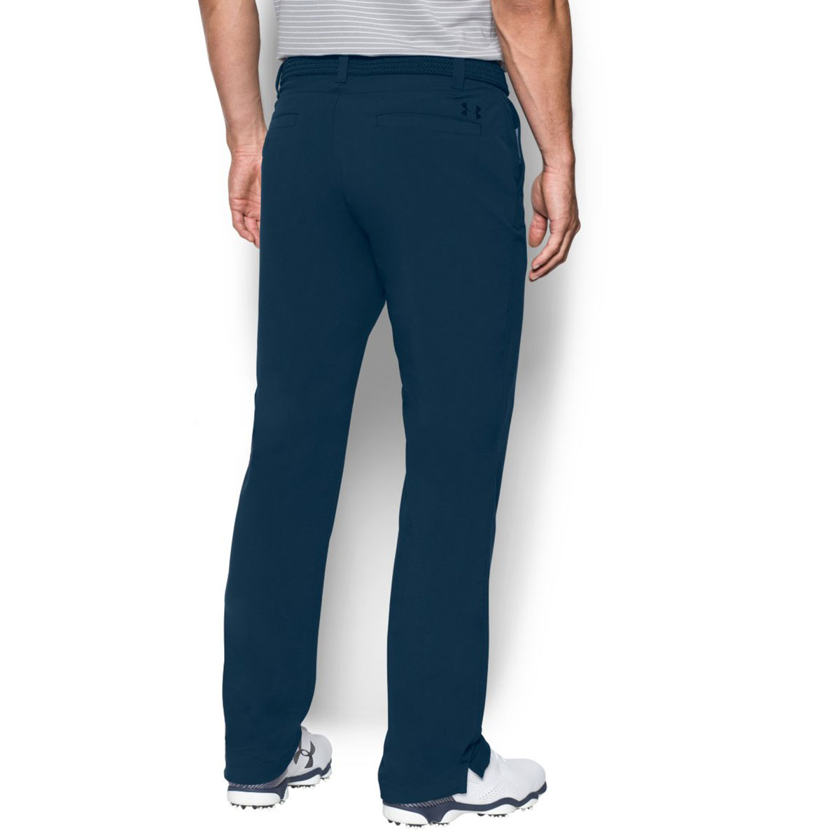 Under-Armour-Mens-UA-Matchplay-Pant-Soft-Stretch-Golf-Trousers-34-OFF-RRP miniatuur 6