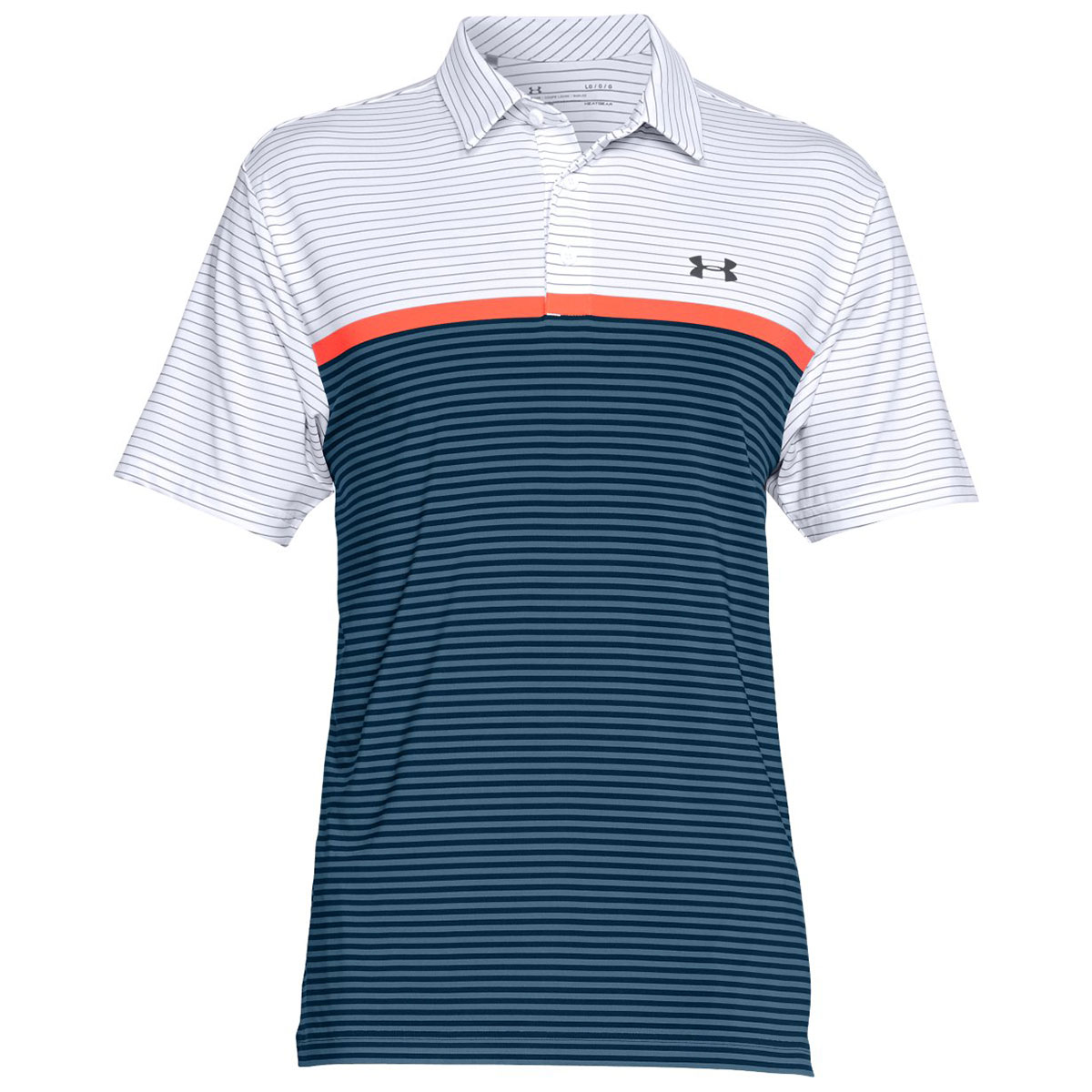 Under-Armour-Mens-UA-Playoff-Performance-Golf-Polo-Shirt-40-OFF-RRP thumbnail 48