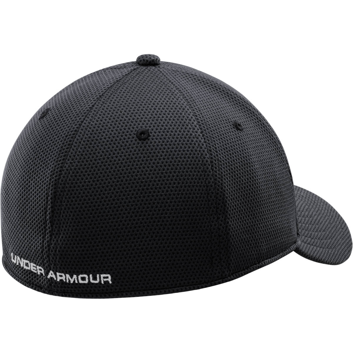 Under Armour Mens UA Blitzing II Stretch Fit Cap Sport Performance ... 3a28384453d