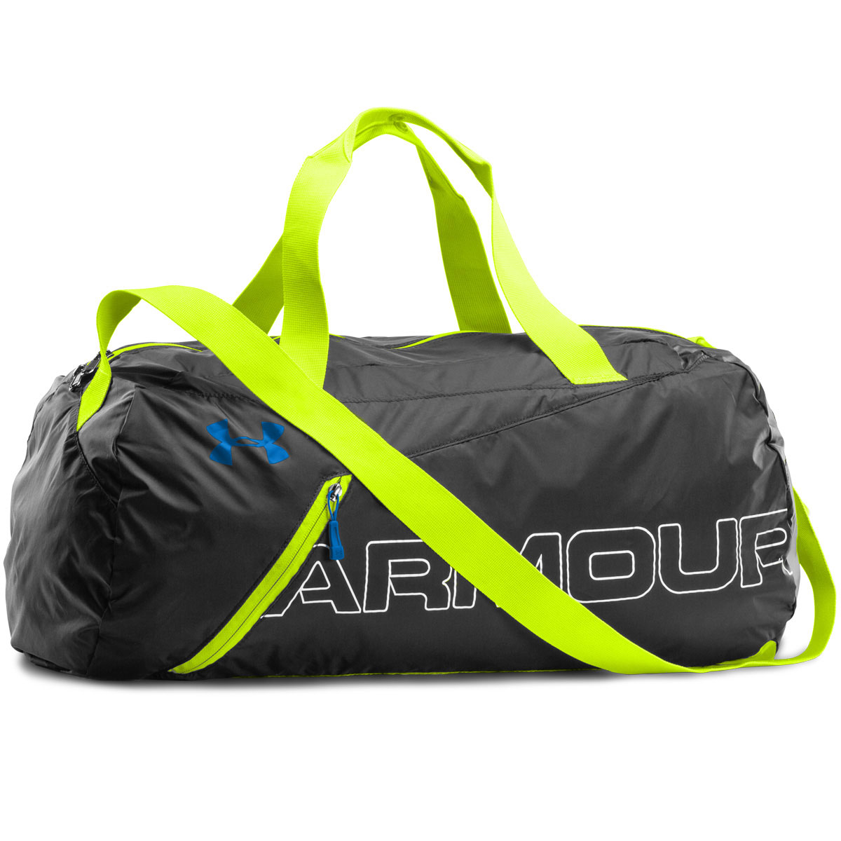 Traveling Under Armour Duffle Bag