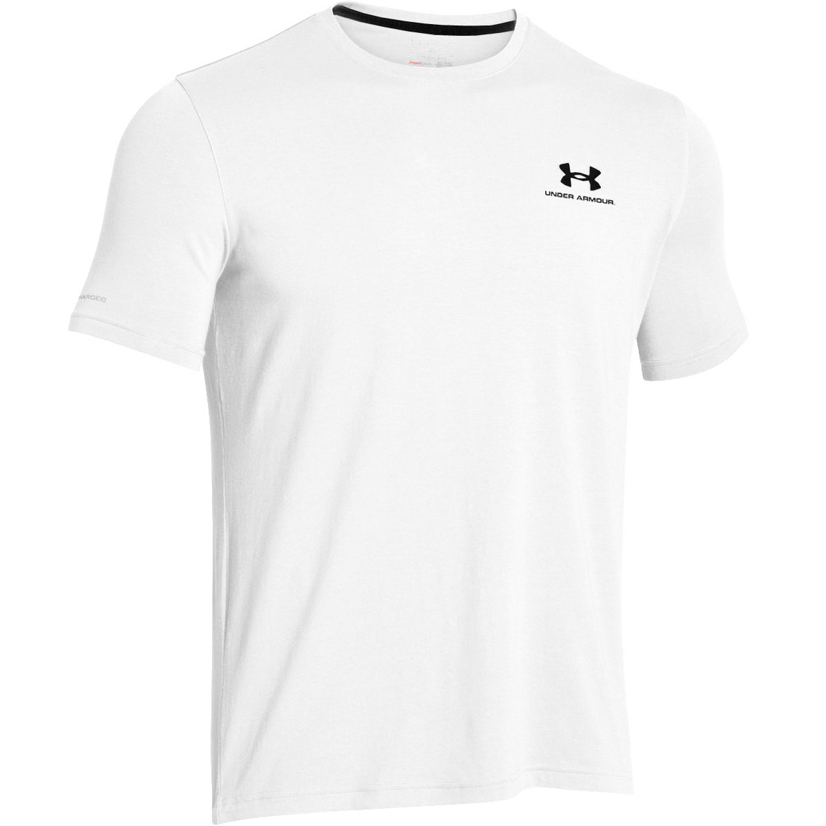 Under-Armour-Mens-2018-Charged-Cotton-Left-Chest-Lockup-T-Shirt-UA-Gym-Training