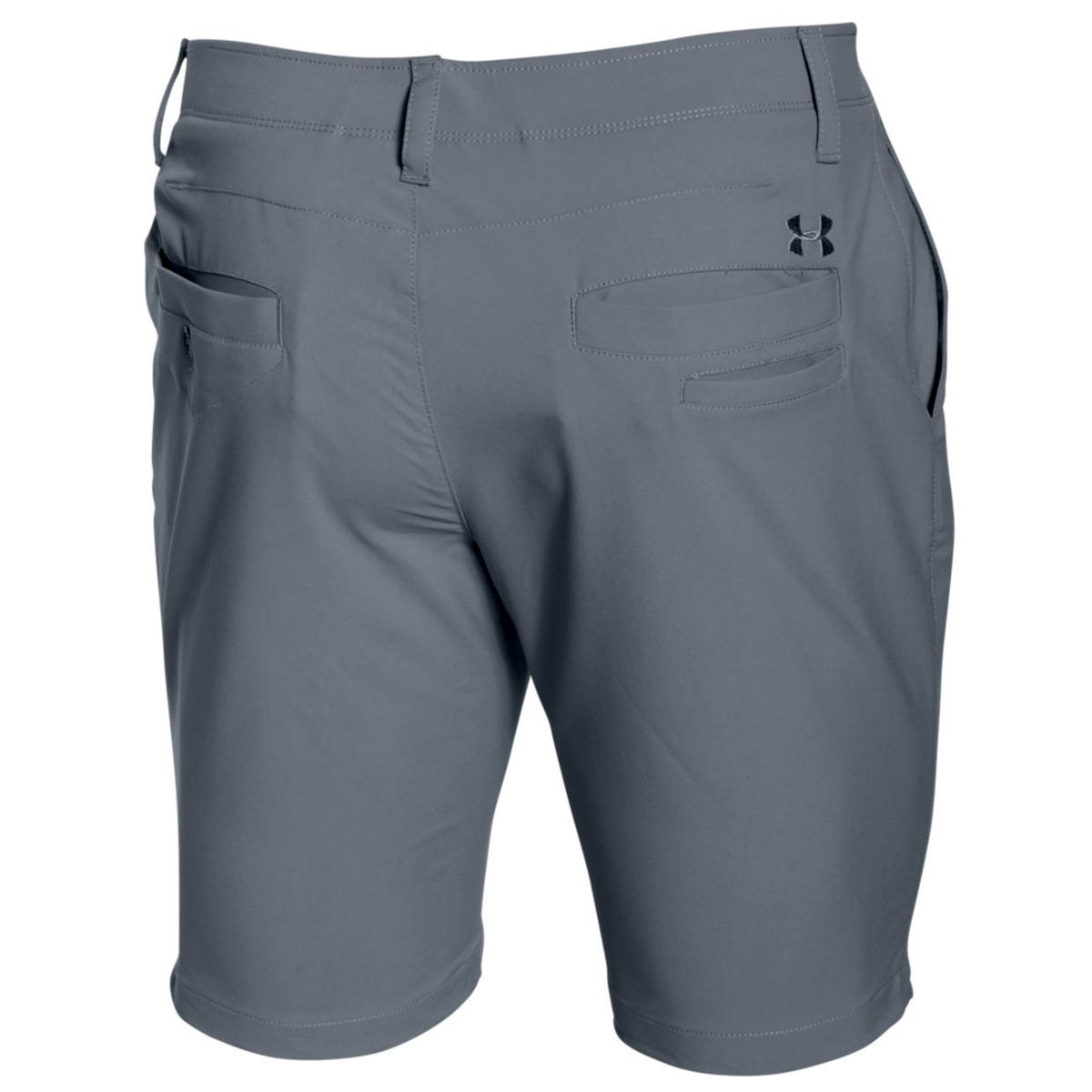 Under-Armour-Homme-UA-Match-Play-conique-Tech-Performance-Golf-Shorts-29-off-RRP miniature 27