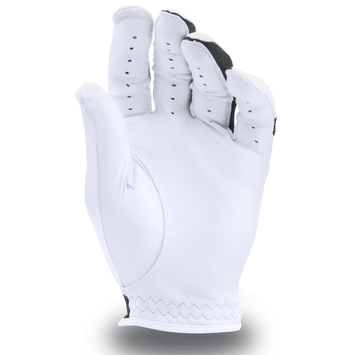 Under-Armour-Mens-UA-CoolSwitch-Leather-Golf-Glove-Left-Hand-MLH thumbnail 5