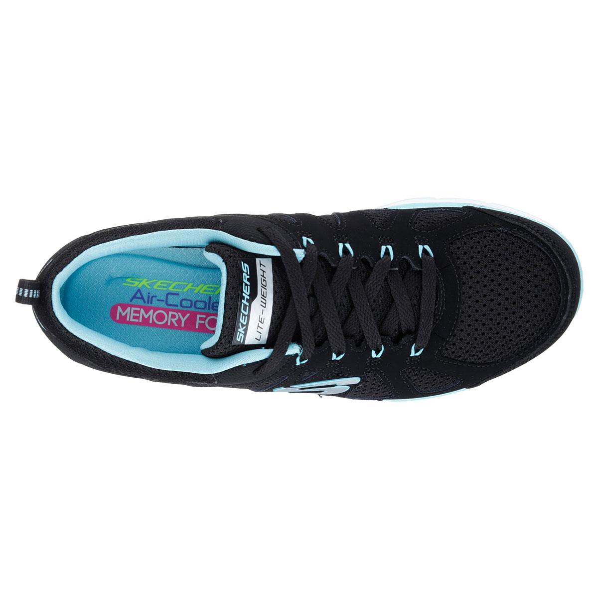 837d710860d1 Skechers Womens Flex Appeal 2.0 - Simplistic Lightweight Trainers