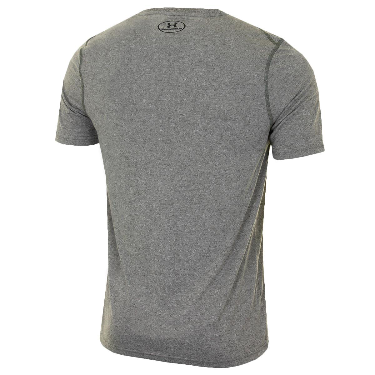 Under-Armour-Mens-UA-Threadborne-Fitted-Short-Sleeve-Gym-Tee-Sport-T-Shirt thumbnail 18