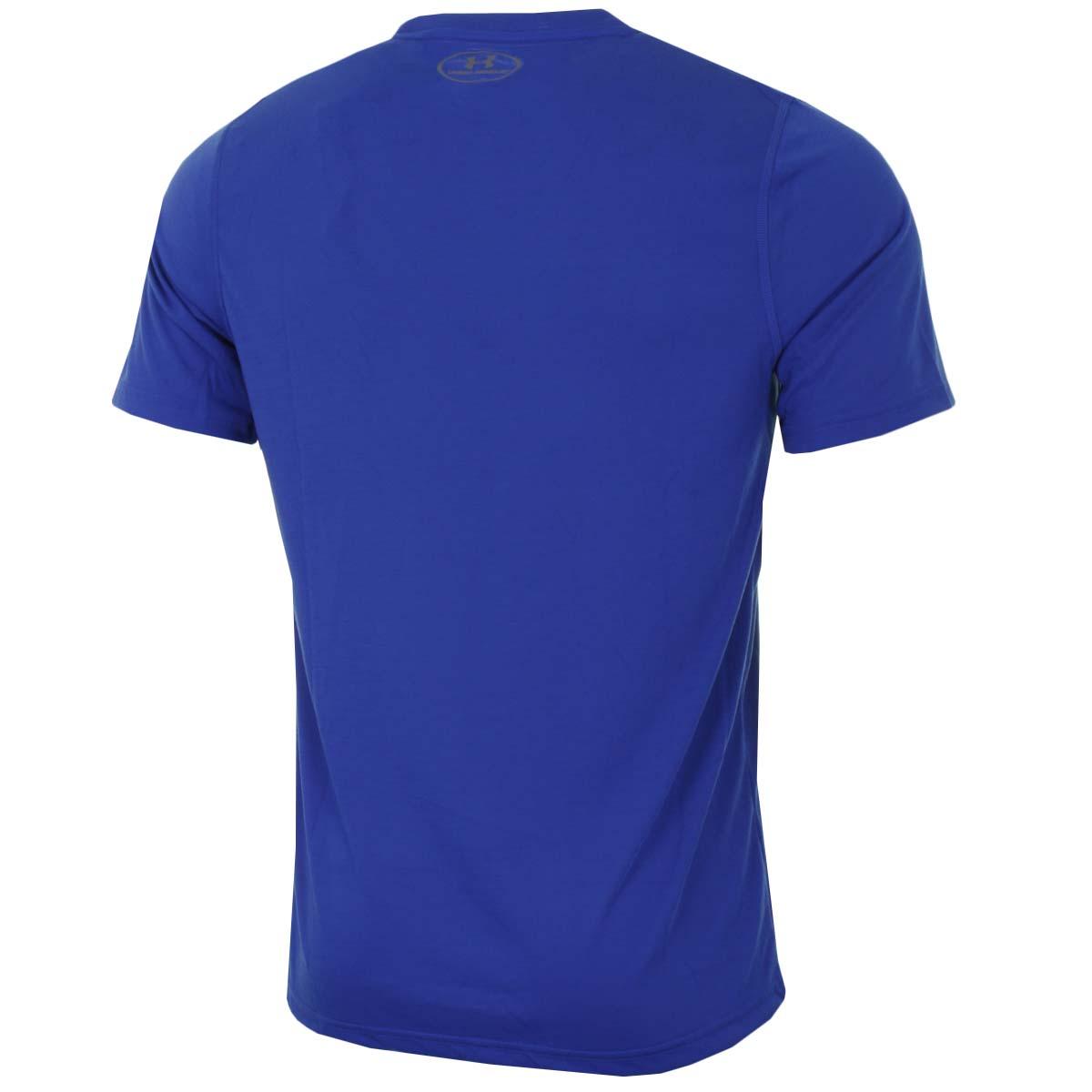 Under-Armour-Mens-UA-Threadborne-Fitted-Short-Sleeve-Gym-Tee-Sport-T-Shirt thumbnail 34