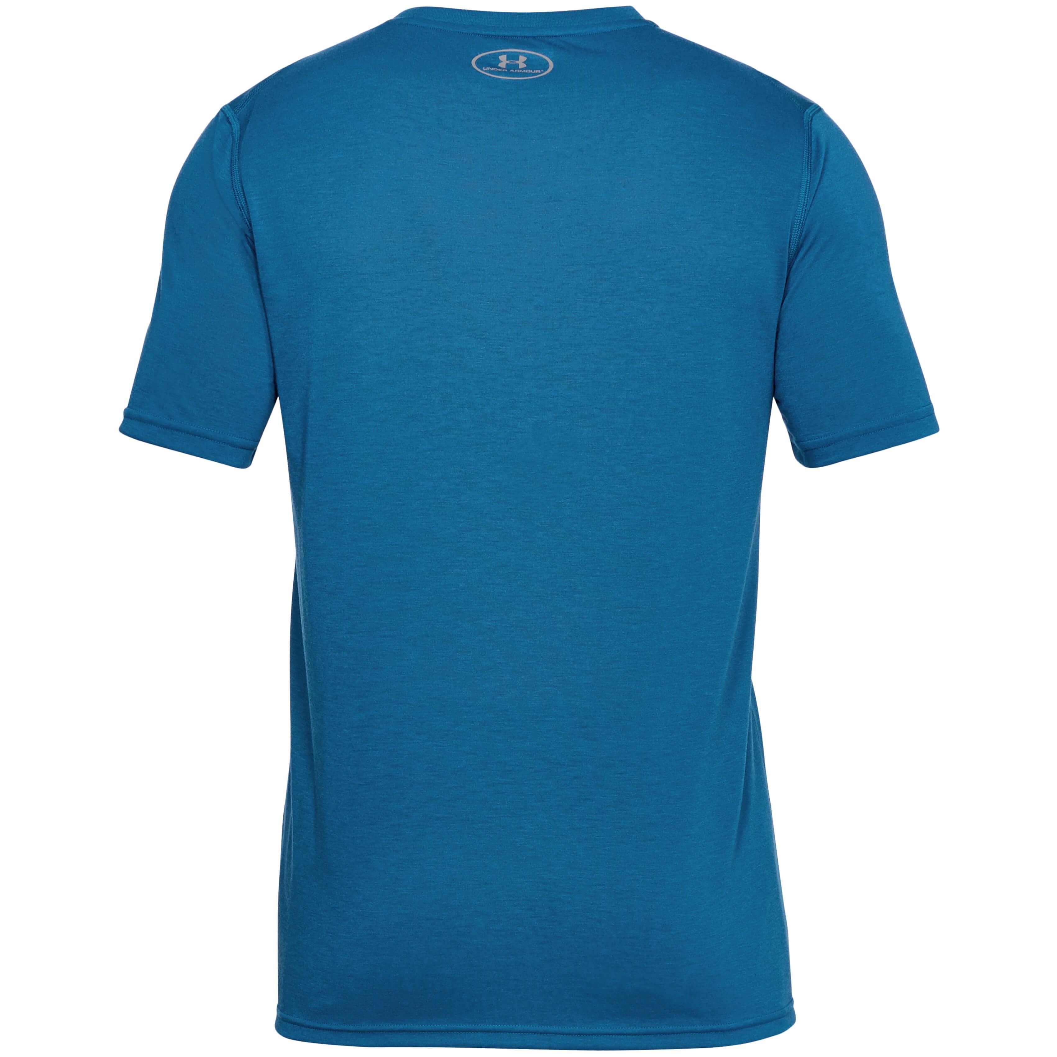 Under-Armour-Mens-UA-Threadborne-Fitted-Short-Sleeve-Gym-Tee-Sport-T-Shirt thumbnail 26