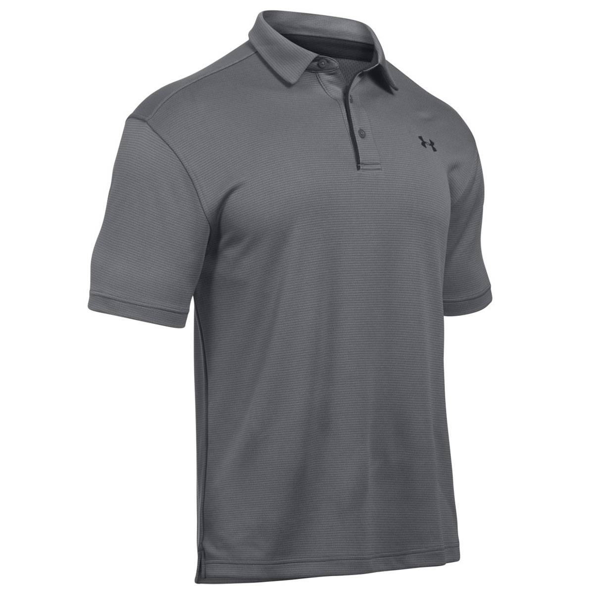 3c2c8a0b ... Armour Mens Tech Loose Lightweight Breathable Wicking Polo Shirt S  Graphite / Black 96 Polyester 4 Elastane. About this product. Picture 1 of  3; Picture ...