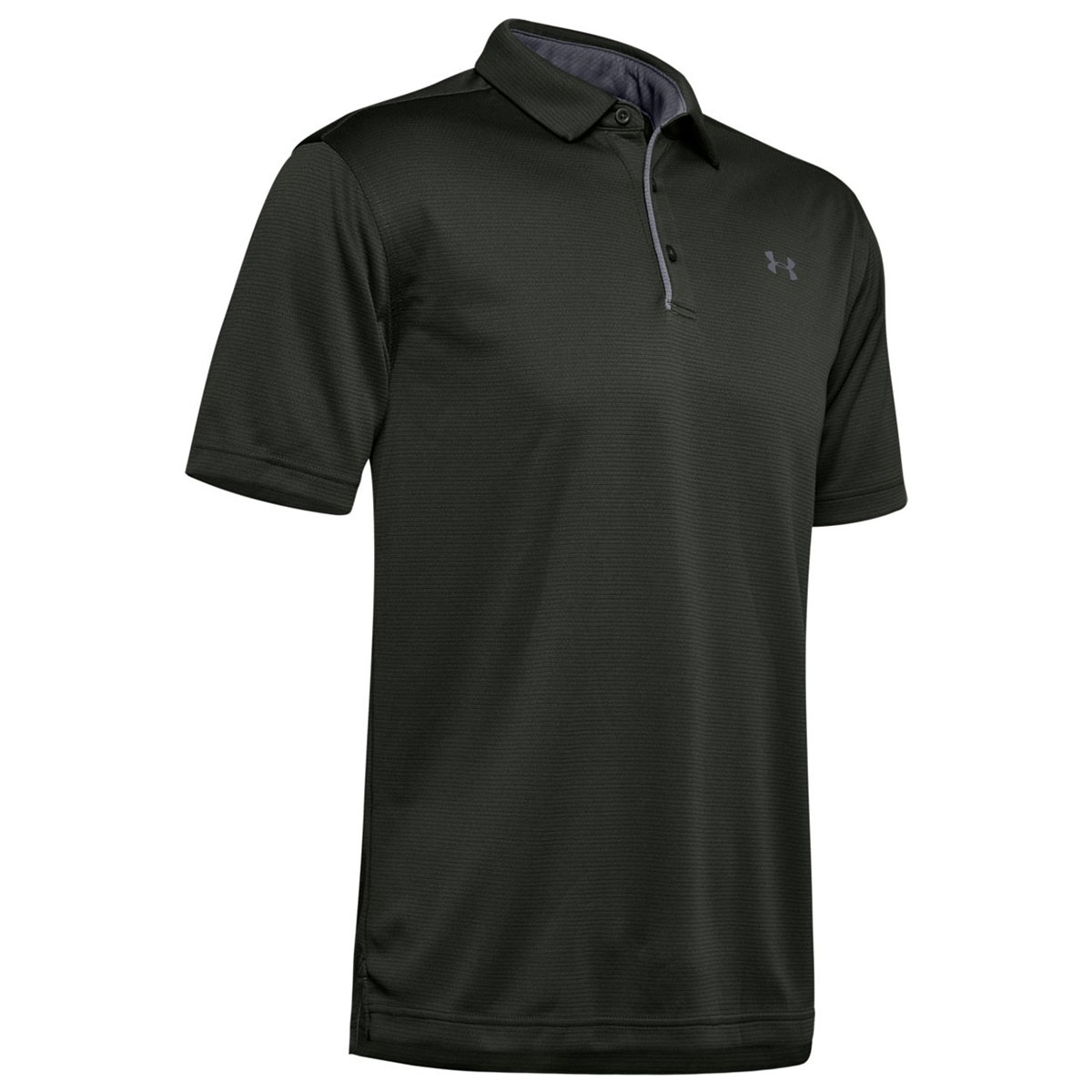 Under-Armour-Mens-2019-Golf-Tech-Wicking-Textured-Soft-Light-Polo-Shirt thumbnail 10
