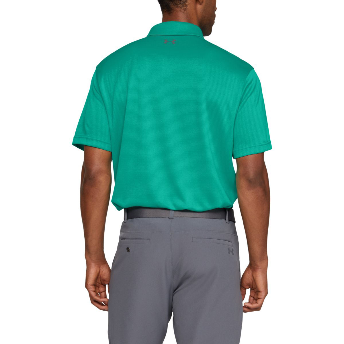 Under-Armour-Mens-2019-Golf-Tech-Wicking-Textured-Soft-Light-Polo-Shirt thumbnail 35