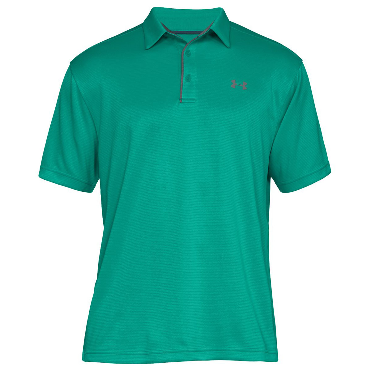 Under-Armour-Mens-2019-Golf-Tech-Wicking-Textured-Soft-Light-Polo-Shirt thumbnail 36