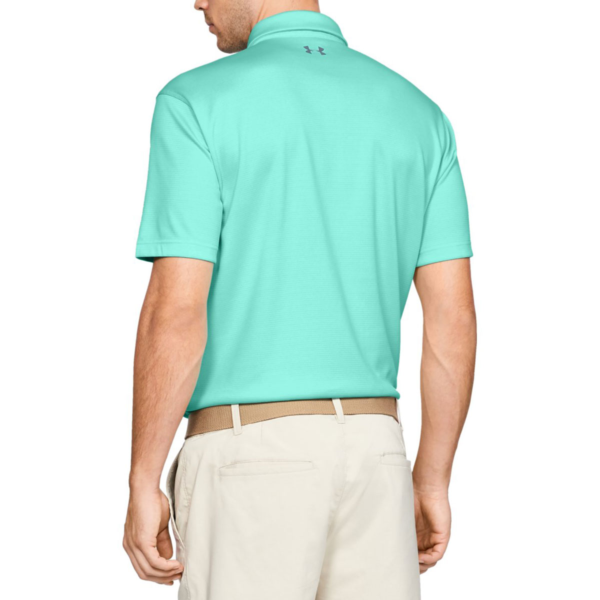 Under-Armour-Mens-Golf-Tech-Wicking-Textured-Soft-Light-Polo-Shirt thumbnail 57