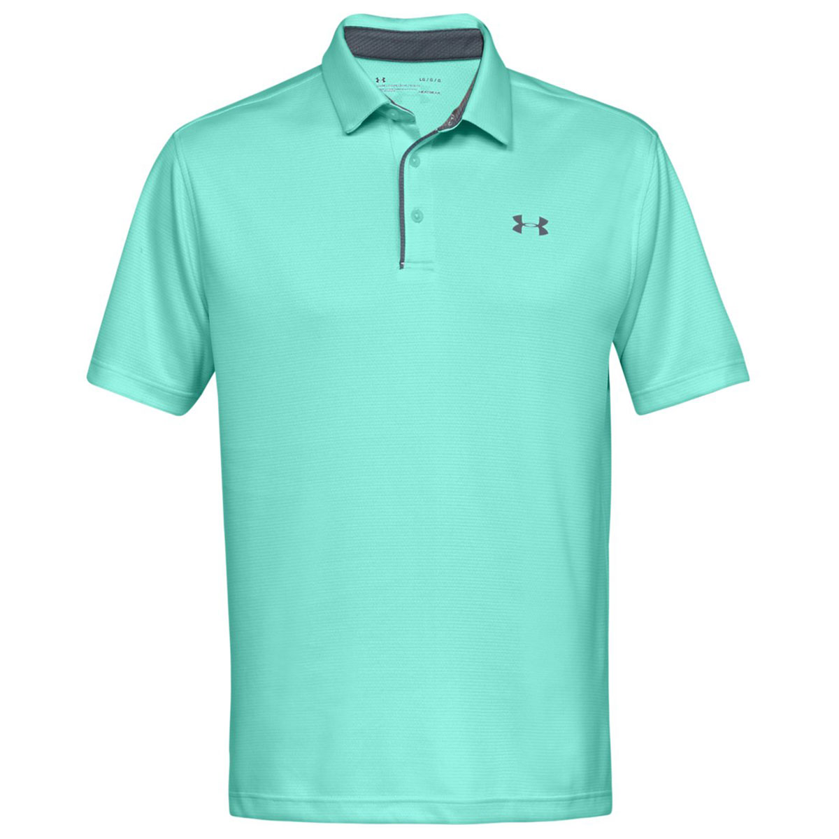 Under-Armour-Mens-2019-Golf-Tech-Wicking-Textured-Soft-Light-Polo-Shirt thumbnail 58