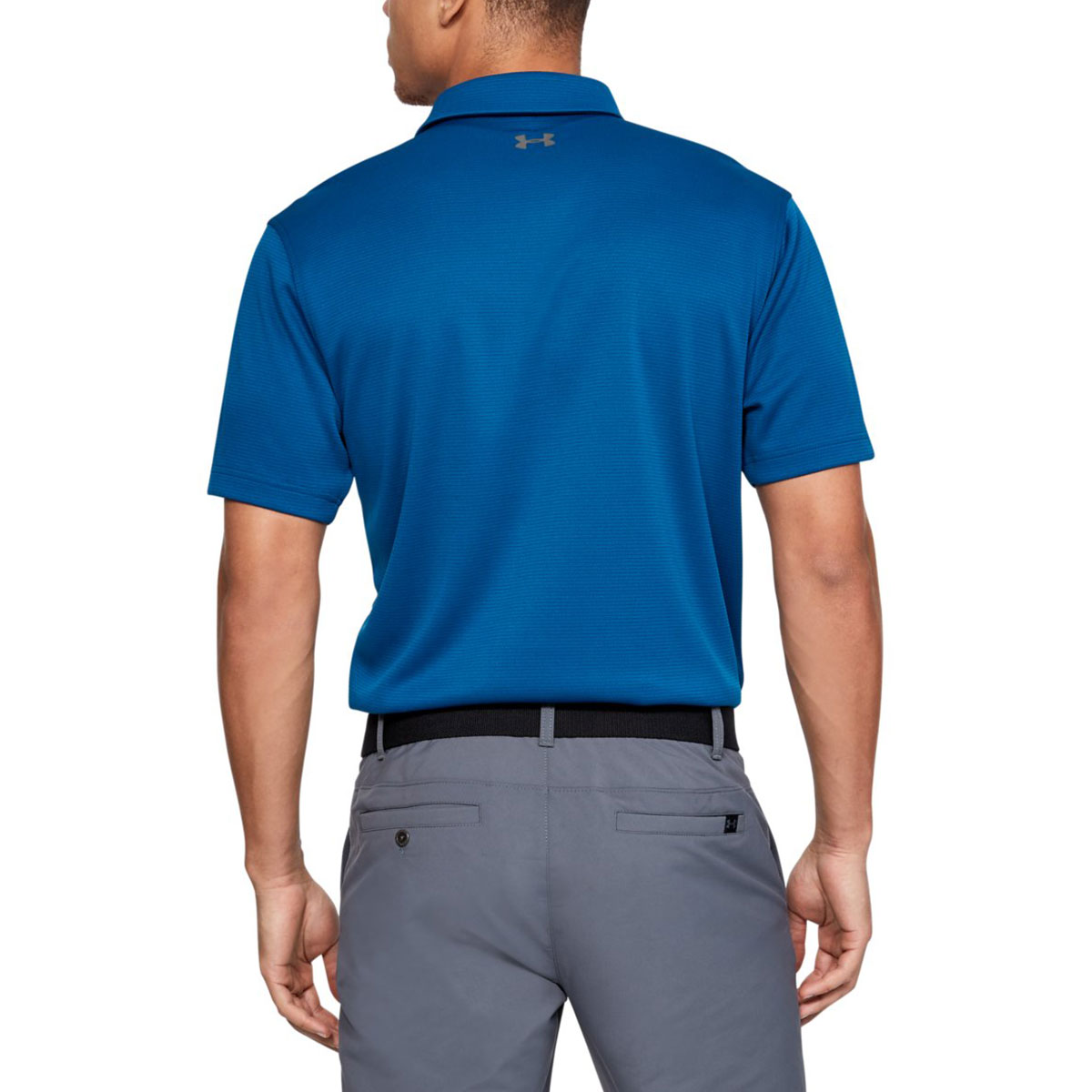 Under-Armour-Mens-2019-Golf-Tech-Wicking-Textured-Soft-Light-Polo-Shirt thumbnail 75