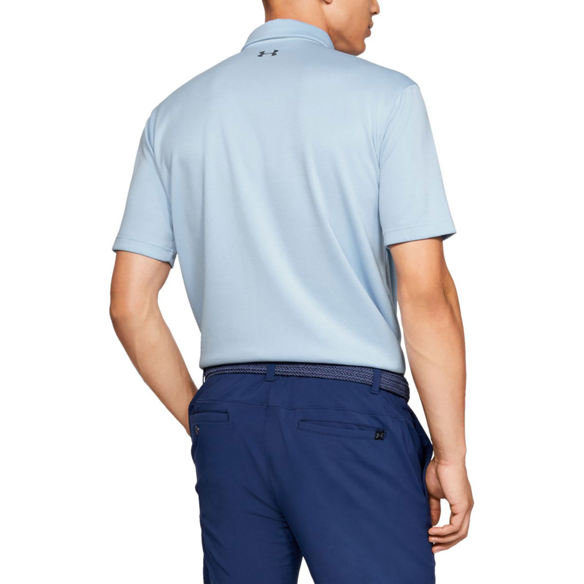 Under-Armour-Mens-2019-Golf-Tech-Wicking-Textured-Soft-Light-Polo-Shirt thumbnail 25