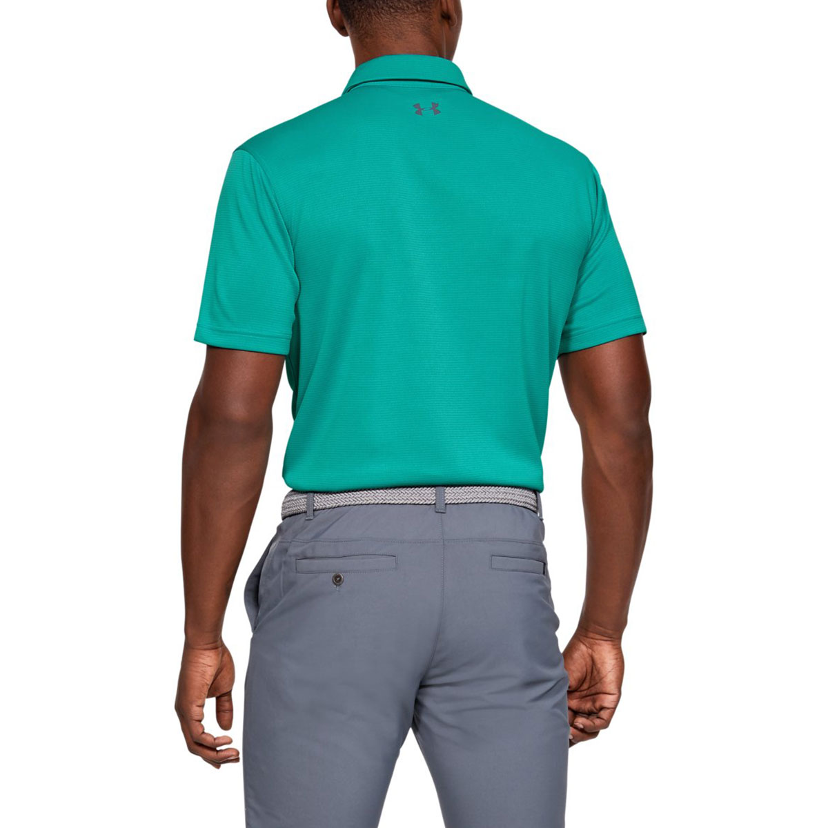 Under-Armour-Mens-Golf-Tech-Wicking-Textured-Soft-Light-Polo-Shirt thumbnail 71