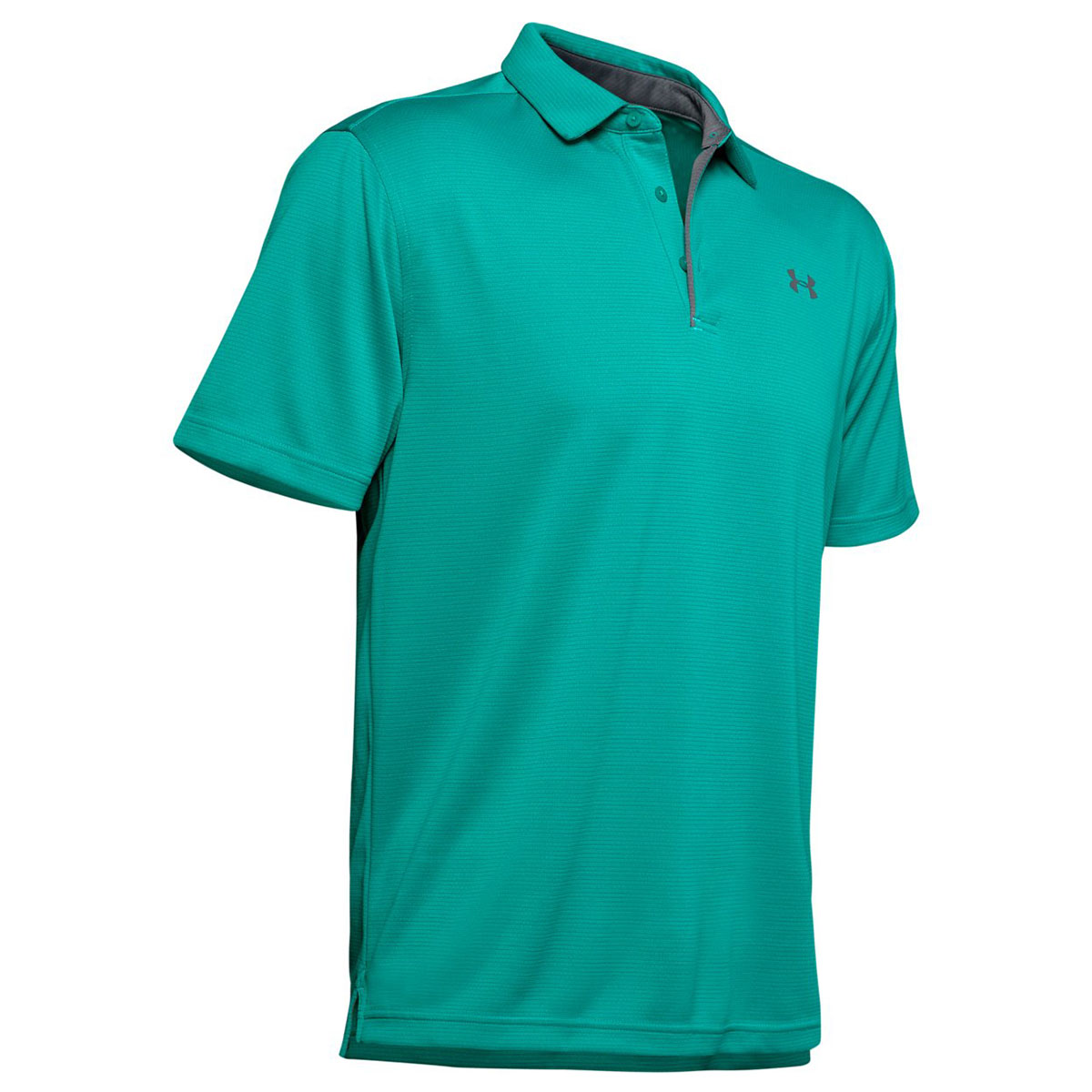 Under-Armour-Mens-Golf-Tech-Wicking-Textured-Soft-Light-Polo-Shirt thumbnail 72