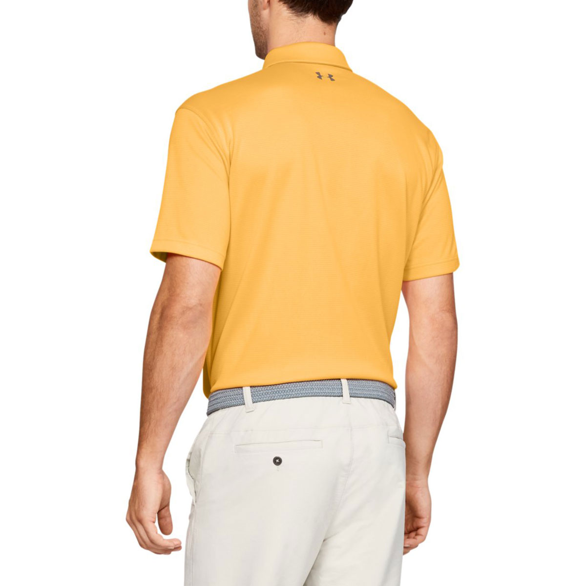 Under-Armour-Mens-Golf-Tech-Wicking-Textured-Soft-Light-Polo-Shirt thumbnail 45