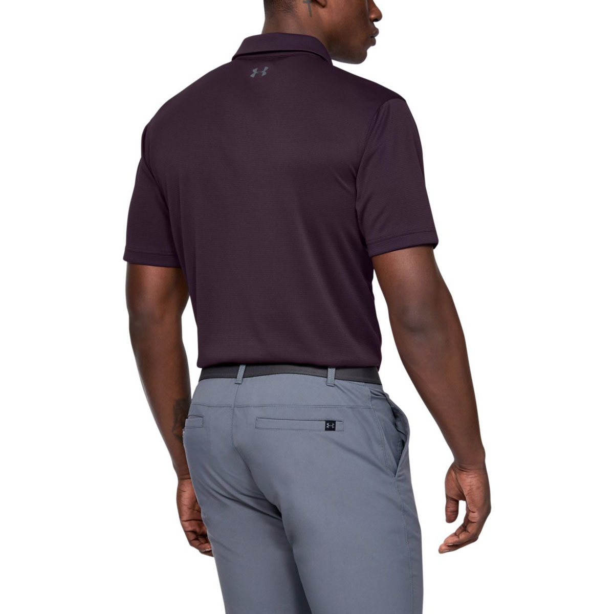 Under-Armour-Mens-2019-Golf-Tech-Wicking-Textured-Soft-Light-Polo-Shirt thumbnail 41