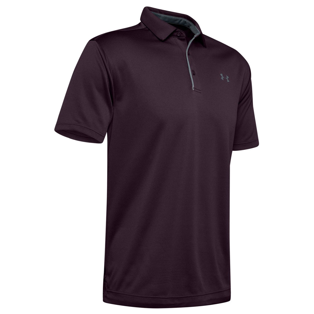 Under-Armour-Mens-2019-Golf-Tech-Wicking-Textured-Soft-Light-Polo-Shirt thumbnail 42