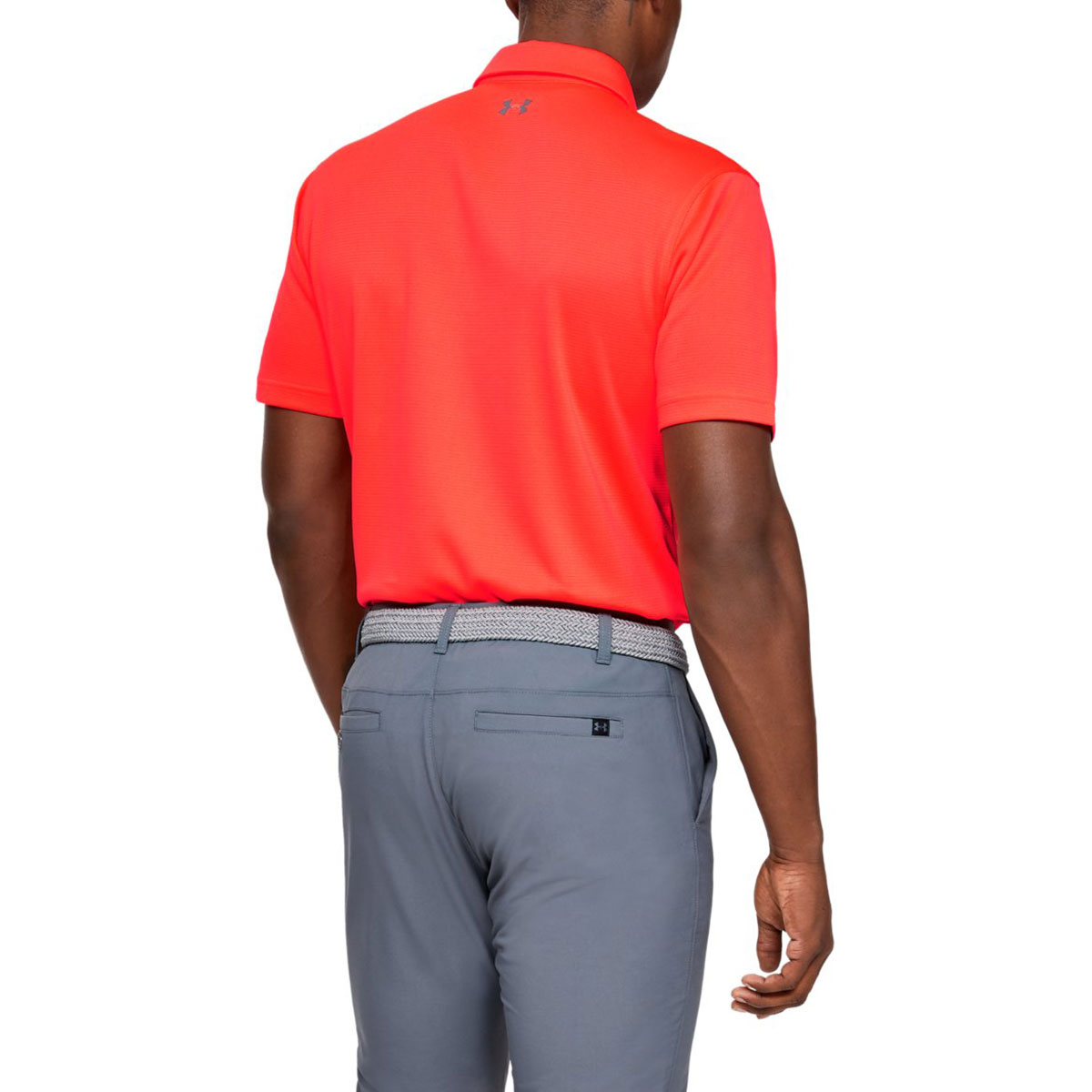 Under-Armour-Mens-Golf-Tech-Wicking-Textured-Soft-Light-Polo-Shirt thumbnail 15