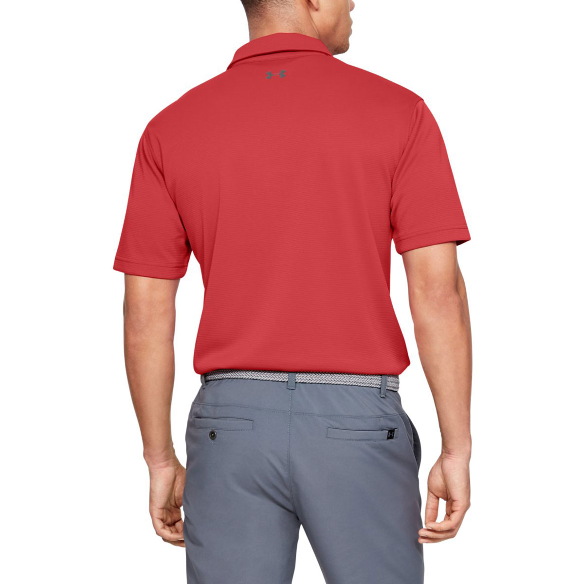 Under-Armour-Mens-Golf-Tech-Wicking-Textured-Soft-Light-Polo-Shirt thumbnail 51