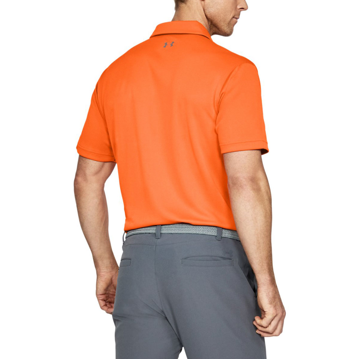 Under-Armour-Mens-2019-Golf-Tech-Wicking-Textured-Soft-Light-Polo-Shirt thumbnail 79