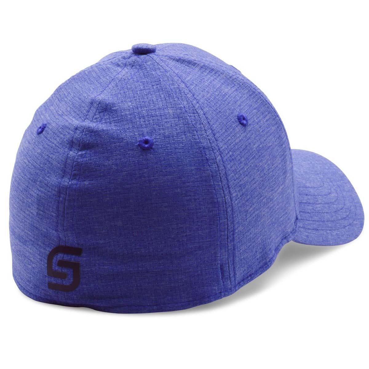 a1b3b287997a Under Armour Mens UA JS Tour Cap Stretch Fit Jordan Spieth Golf Hat ...