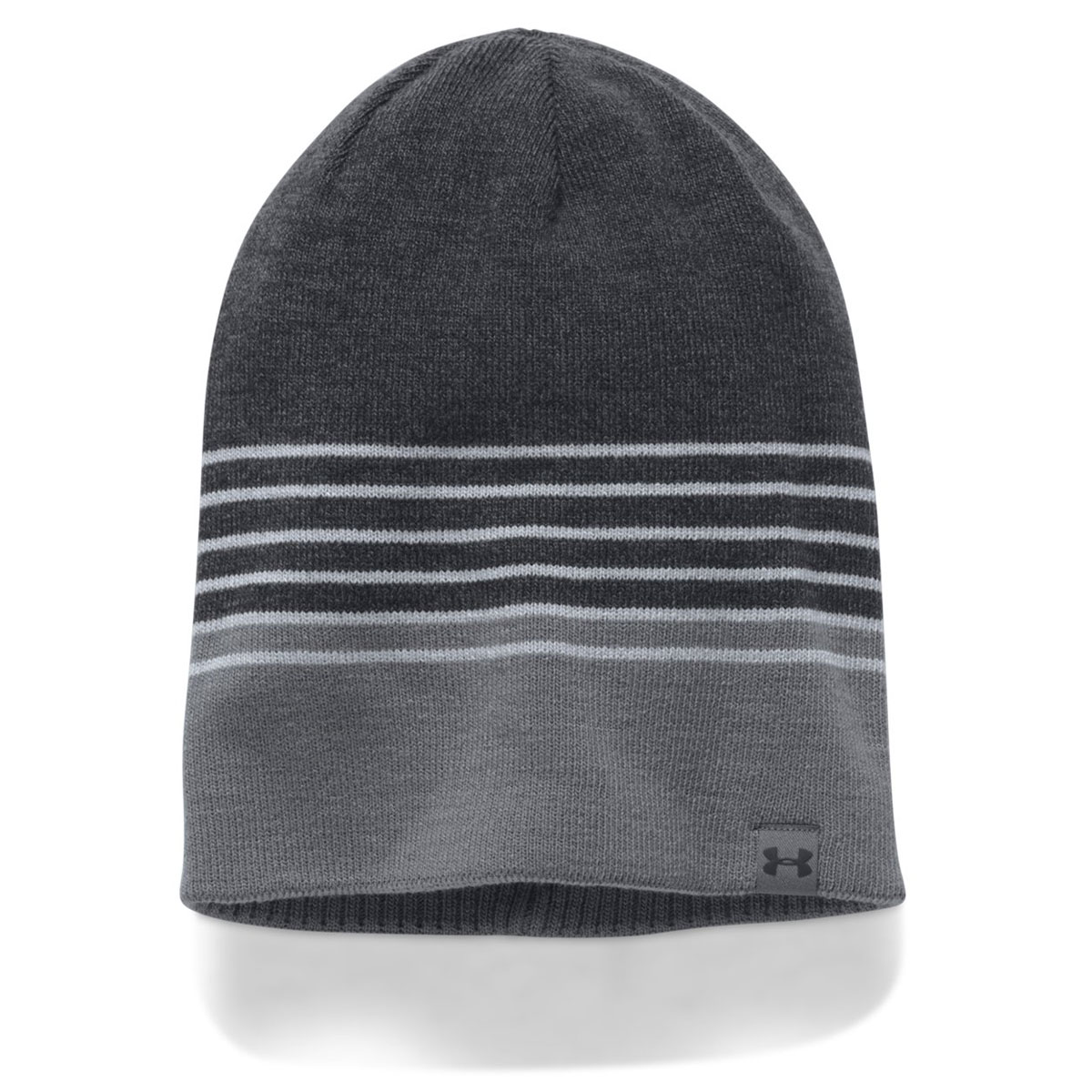 19e7fb8f458c8 Under Armour Mens UA Golf 4-in-1 Beanie 2.0 Winter Wooly Hat 57% OFF ...