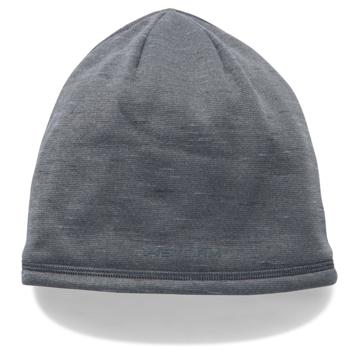 Under Armour Mens Reactor Storm Beanie 2.0 Winter Wooly Hat  57ca7d8ccac